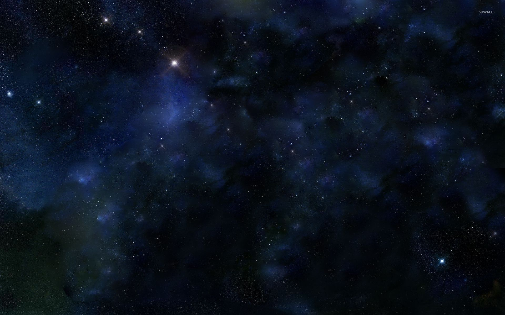 Blue Universe Space Wallpapers Top Free Blue Universe Space Backgrounds Wallpaperaccess