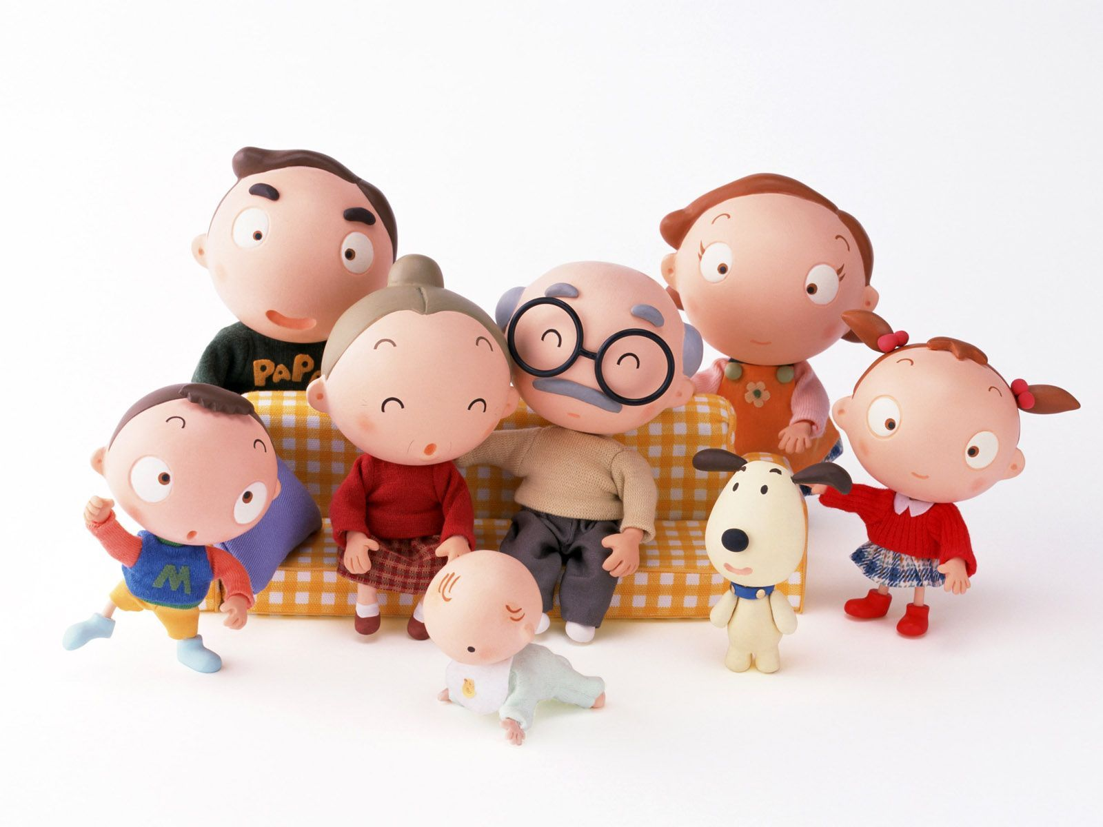 Cartoon Family Wallpapers Top Free Cartoon Family Backgrounds Wallpaperaccess