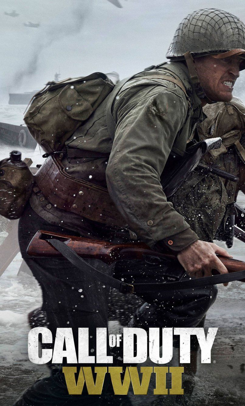Call of duty world war 2 wallpapers top free call of - Is cod ww2 4k ...