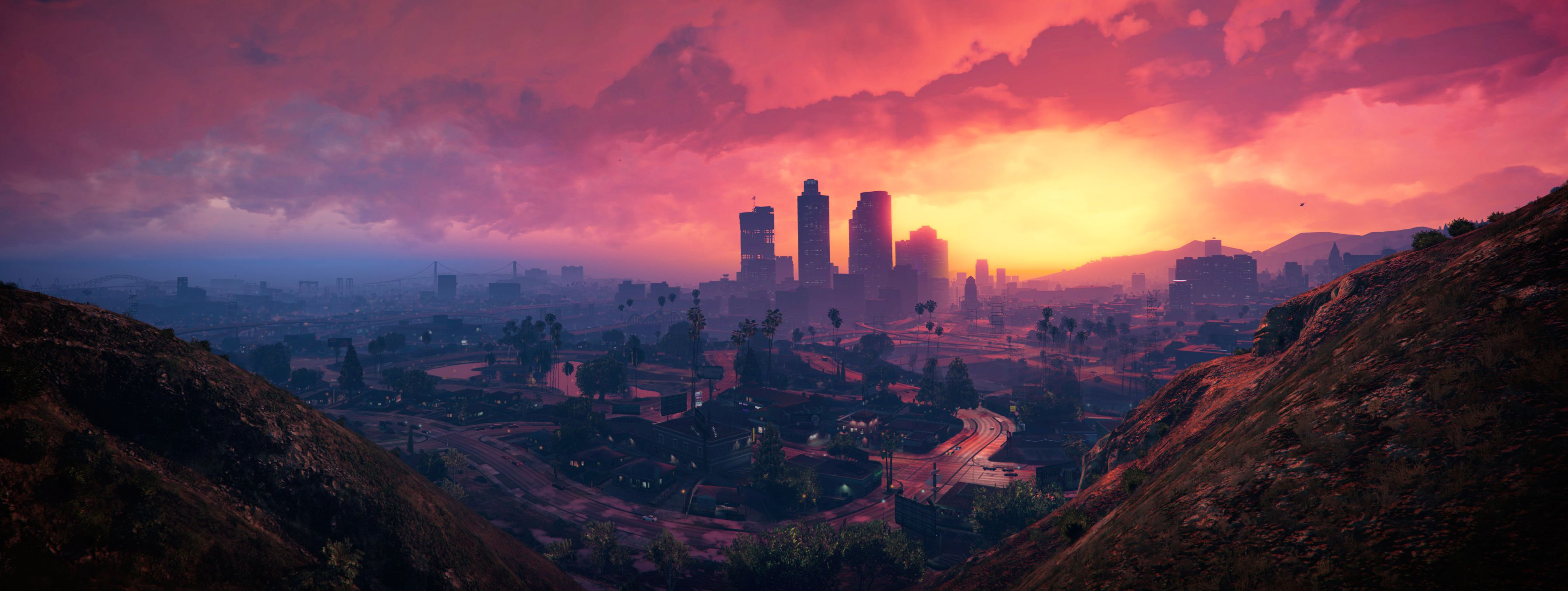 4k gta 5 wallpapers top free 4k gta 5 backgrounds - Gta v wallpaper ...