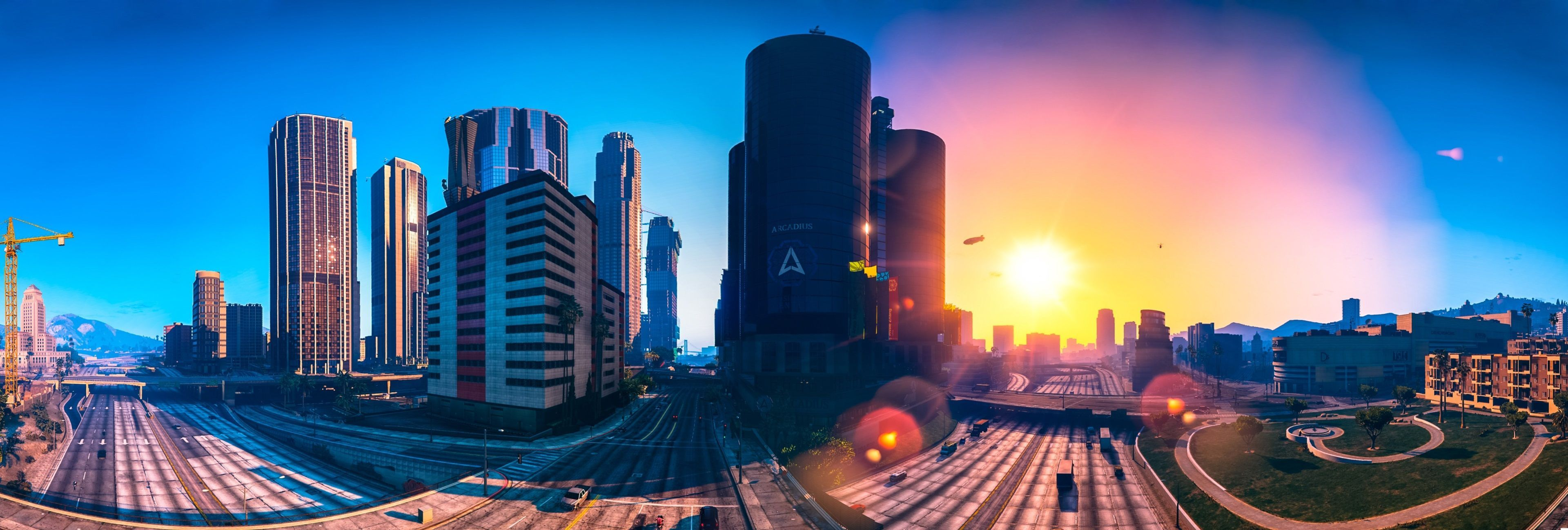Top Free 4K GTA 5 Backgrounds