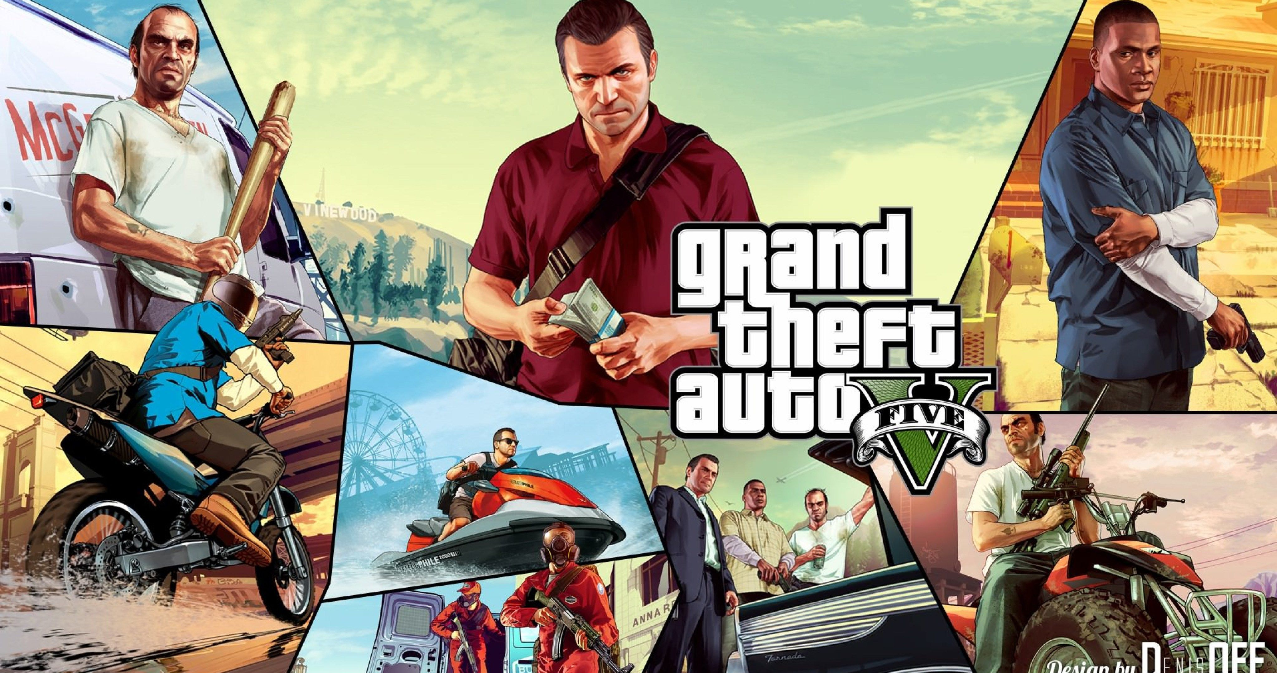 4k Gta 5 Wallpapers Top Free 4k Gta 5 Backgrounds Wallpaperaccess