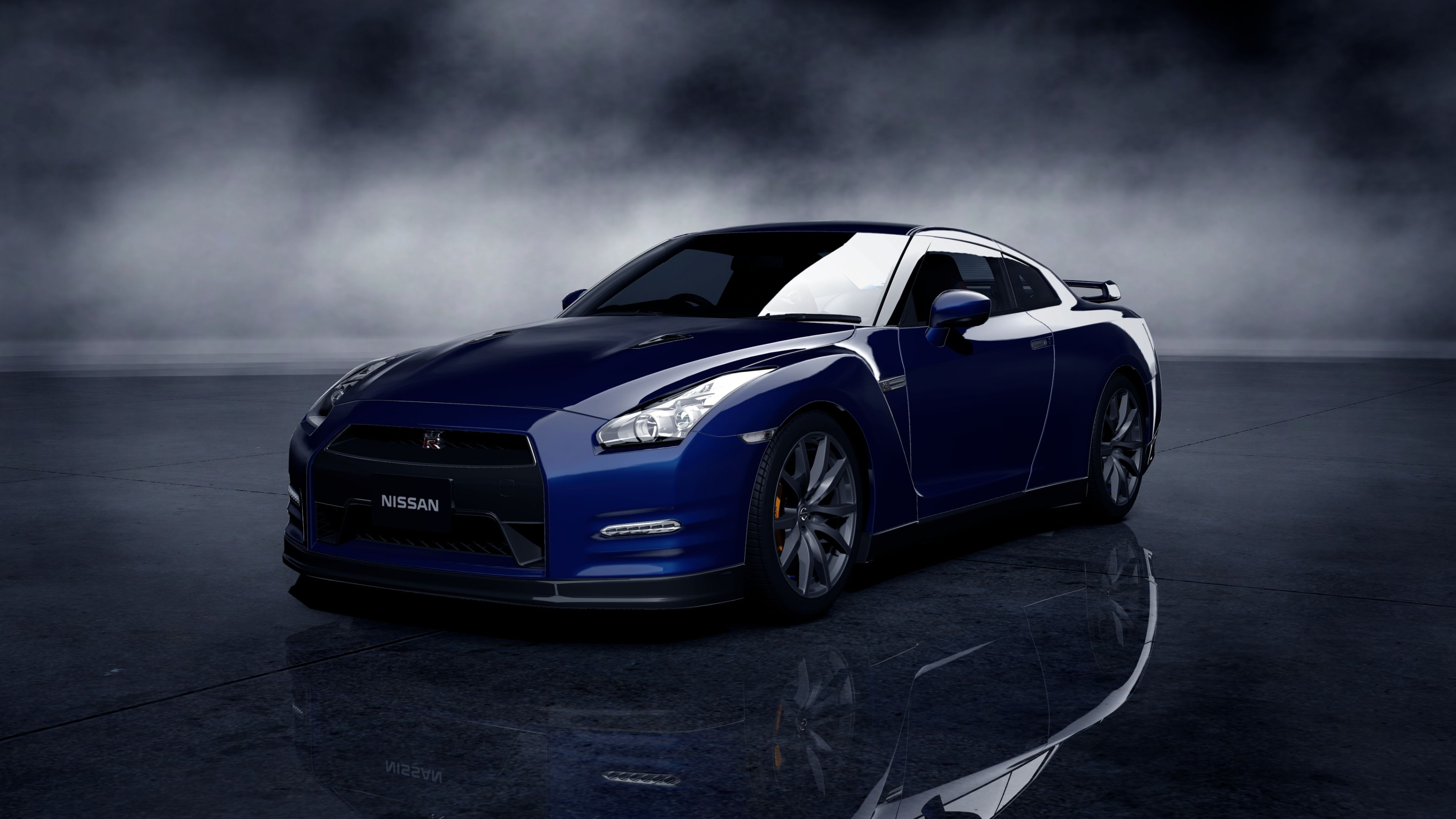 Blue Nissan Gt R Wallpapers Top Free Blue Nissan Gt R Backgrounds Wallpaperaccess