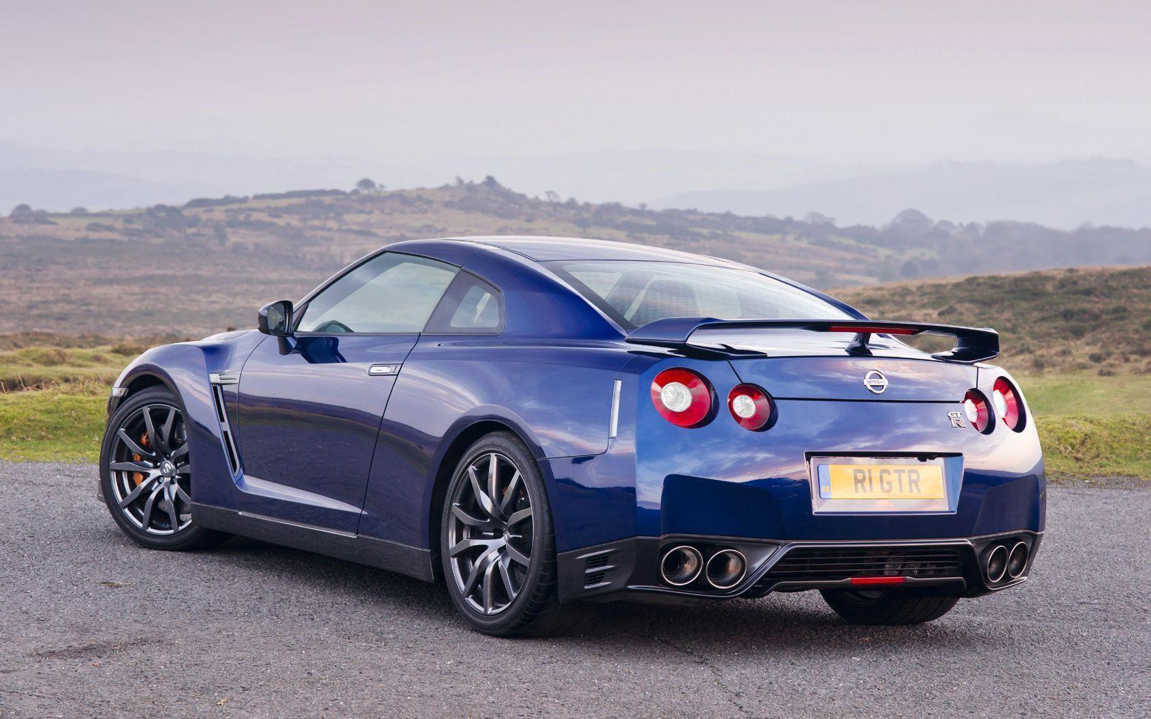 Nissan Gtr R35 Wallpapers Group 90: Blue Nissan GT-R Wallpapers