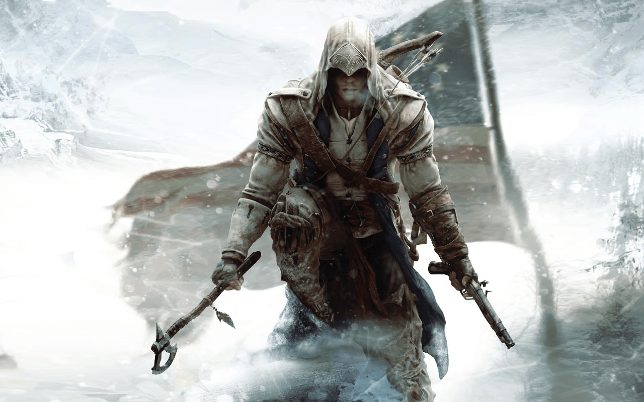 Awesome Assassin S Creed 3 Wallpapers Top Free Awesome