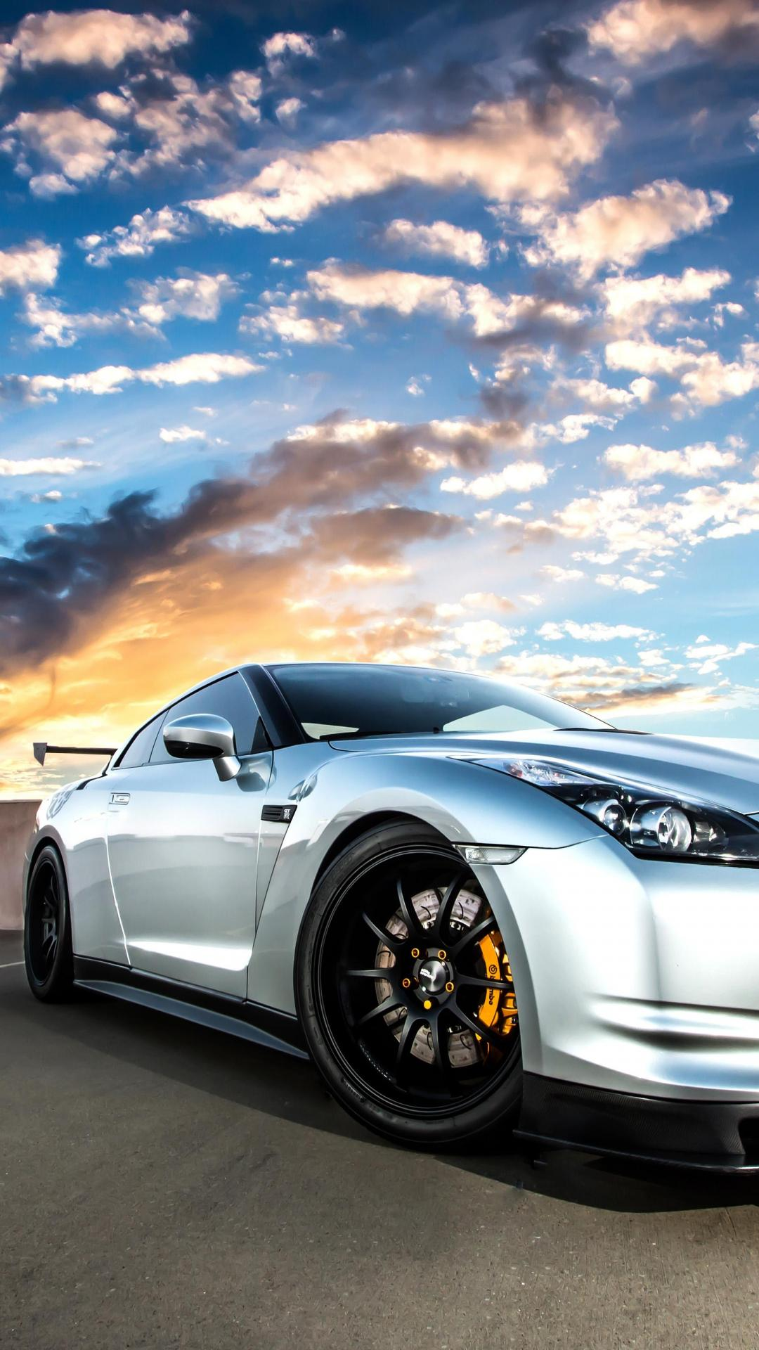 Blue Nissan Gt R Wallpapers Top Free Backgrounds