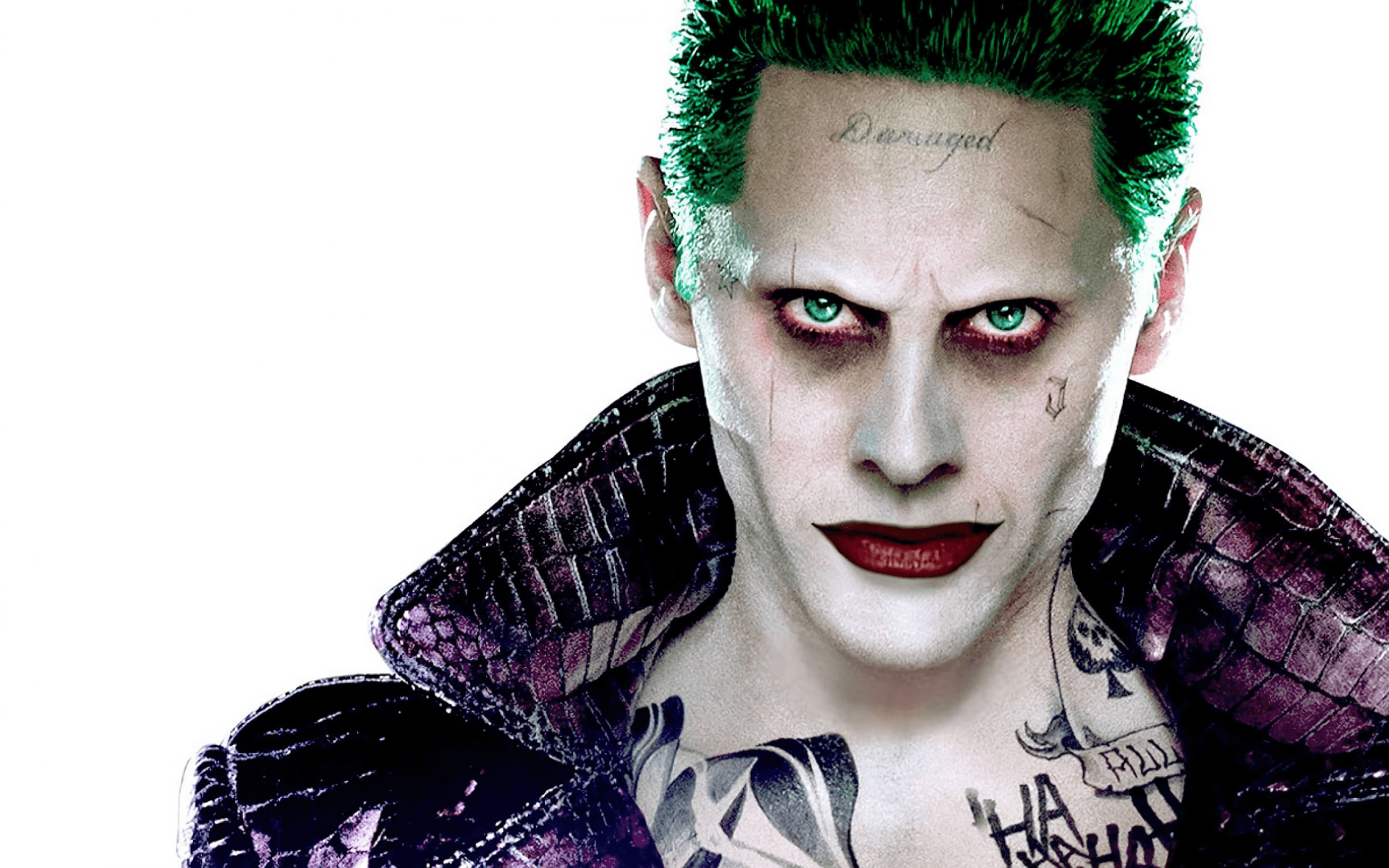 Jared Leto Joker Wallpapers Top Free Jared Leto Joker