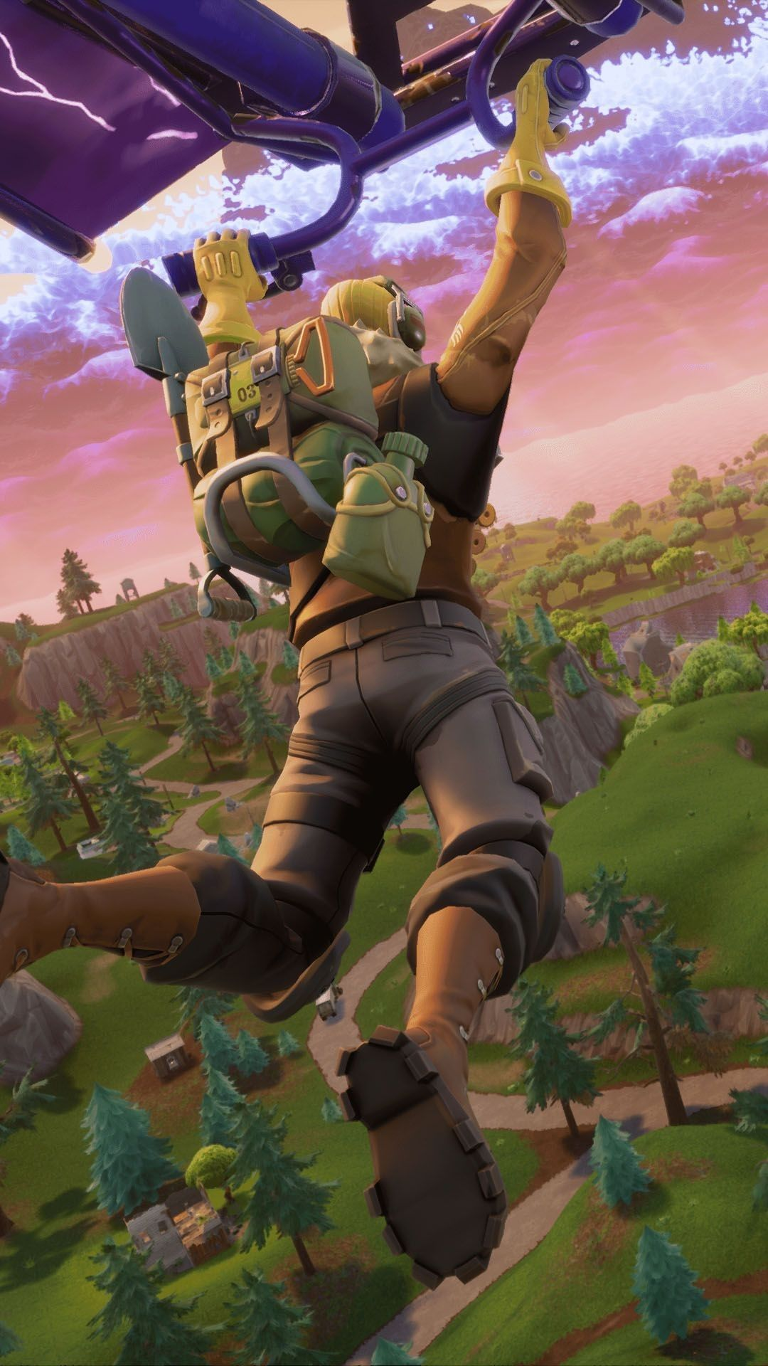 Cool Fortnite Battle Royale Wallpapers - Top Free Cool ...