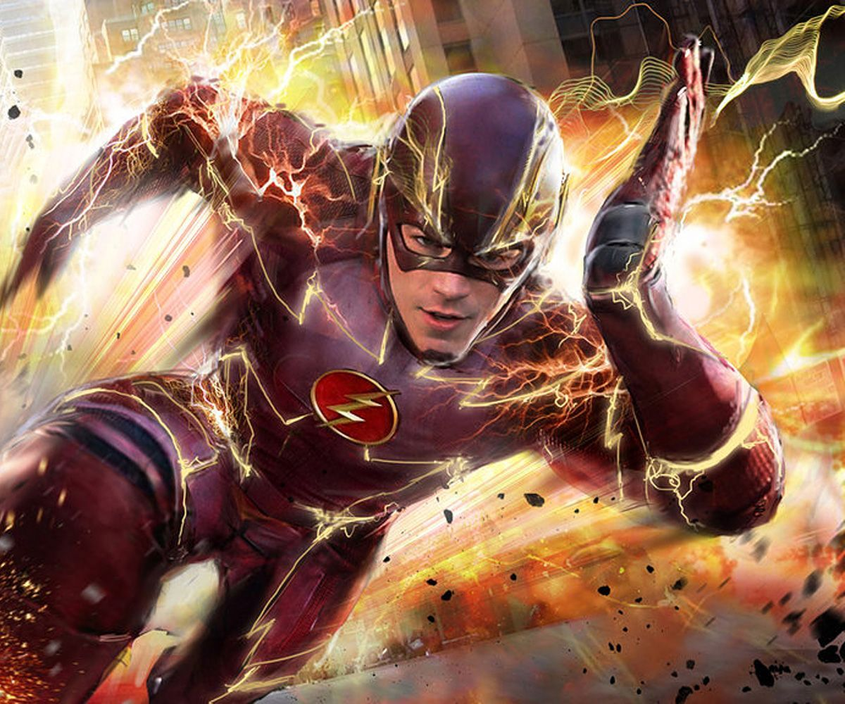 The Flash Running Wallpapers - Top Free The Flash Running ...