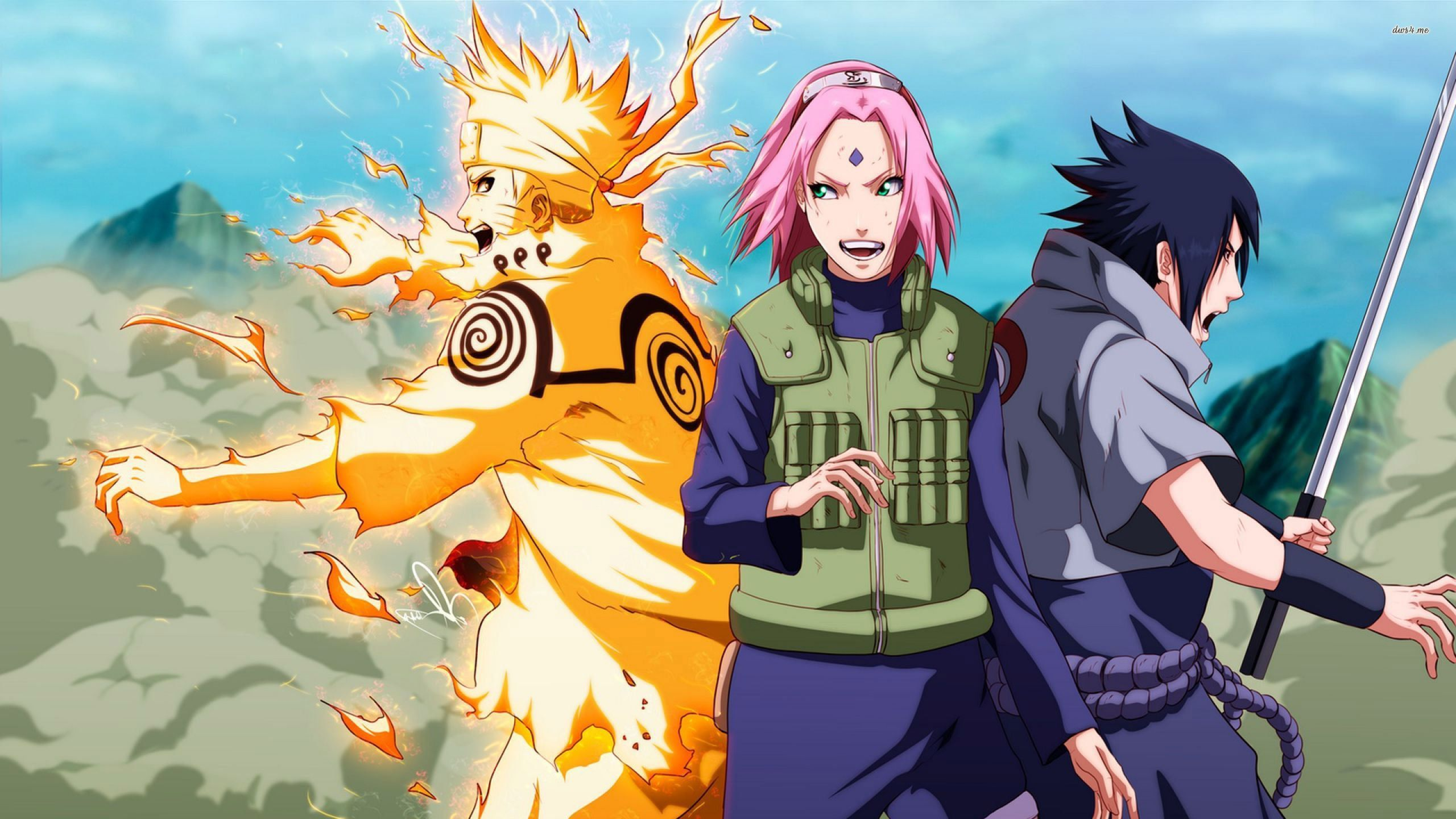 Naruto Pc Wallpapers Top Free Naruto Pc Backgrounds Wallpaperaccess