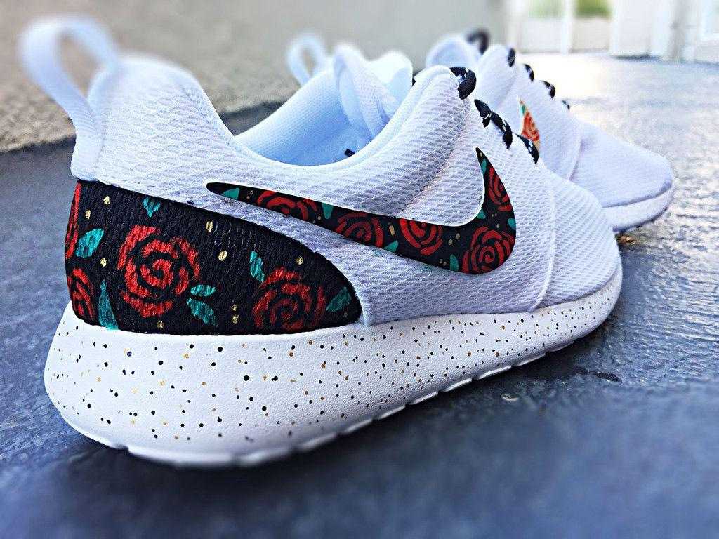 White Nike Floral Wallpapers Top Free White Nike Floral