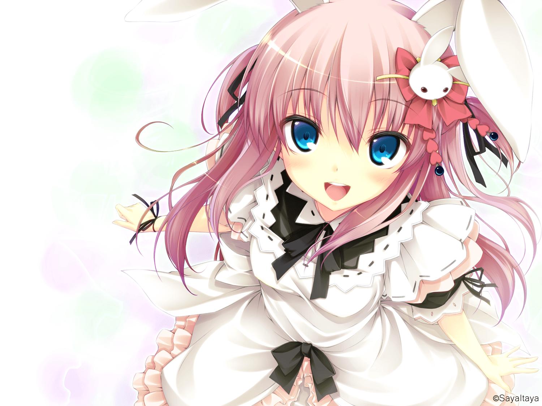 Cute Chibi Bunny Girl Wallpapers Top Free Cute Chibi Bunny Girl