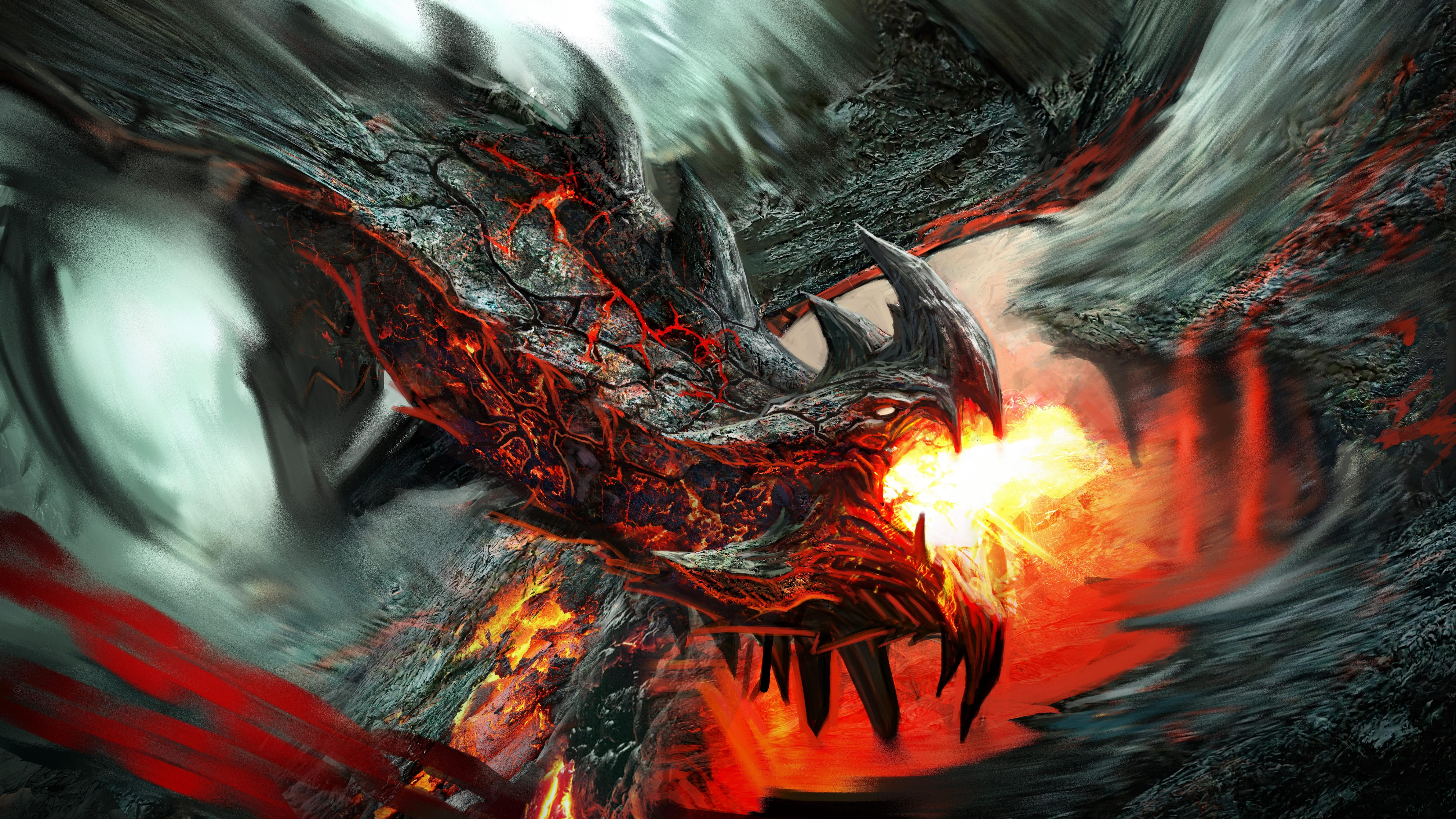 4K Ultra HD Dragon Wallpapers - Top Free 4K Ultra HD ...