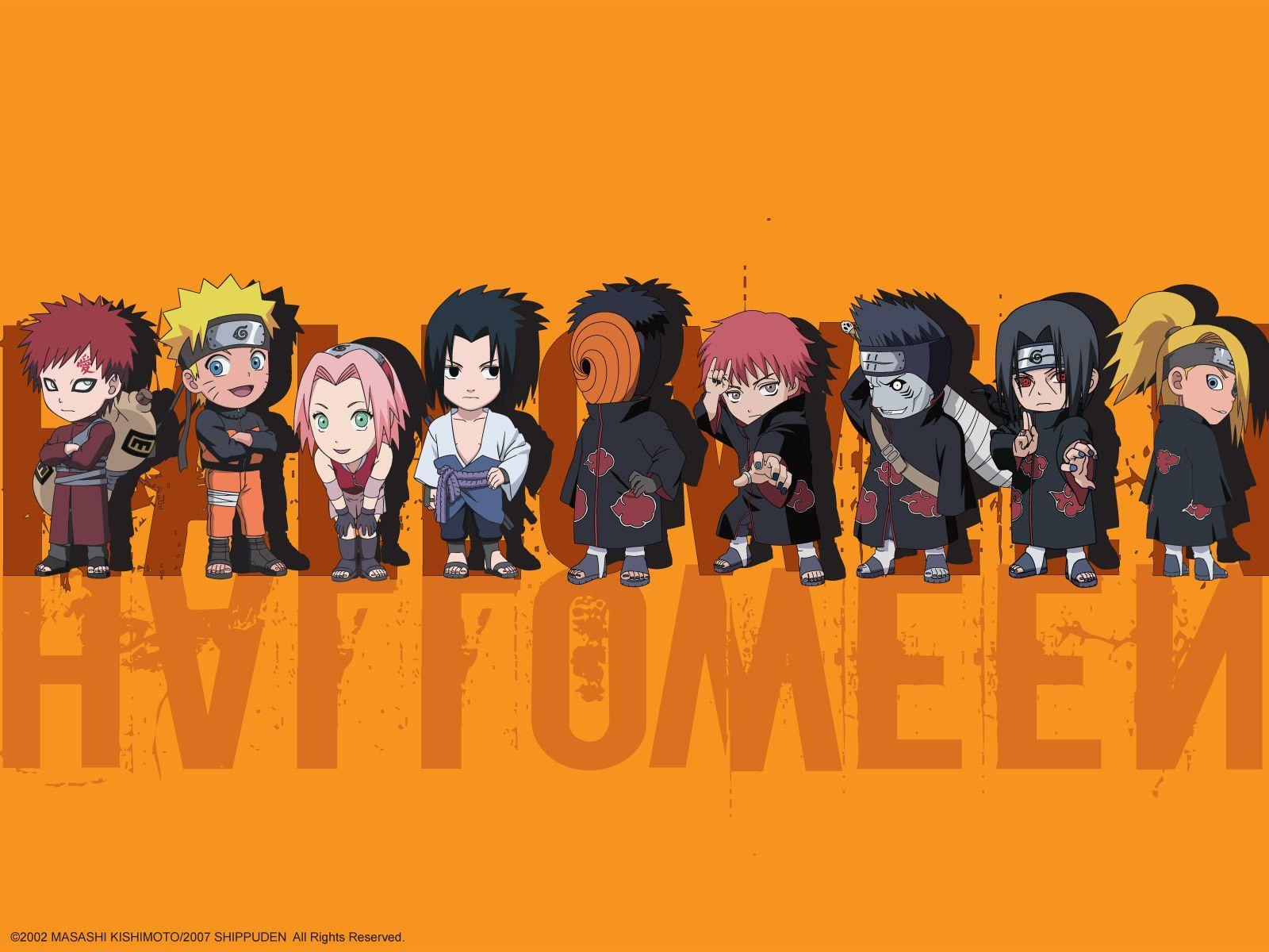 Naruto Chibi Wallpapers Top Free Naruto Chibi Backgrounds