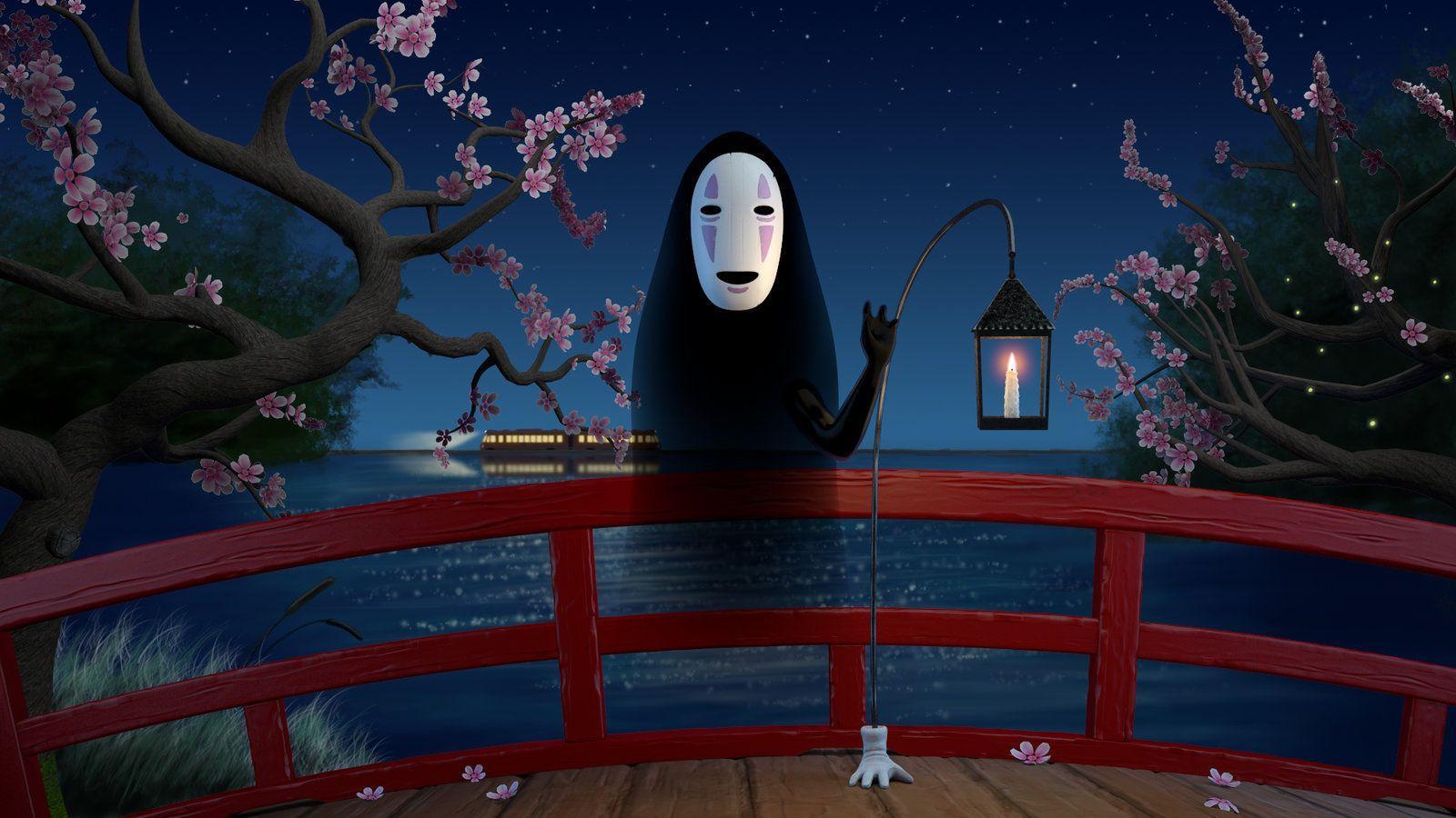 Kaonashi Wallpapers Top Free Kaonashi Backgrounds Wallpaperaccess