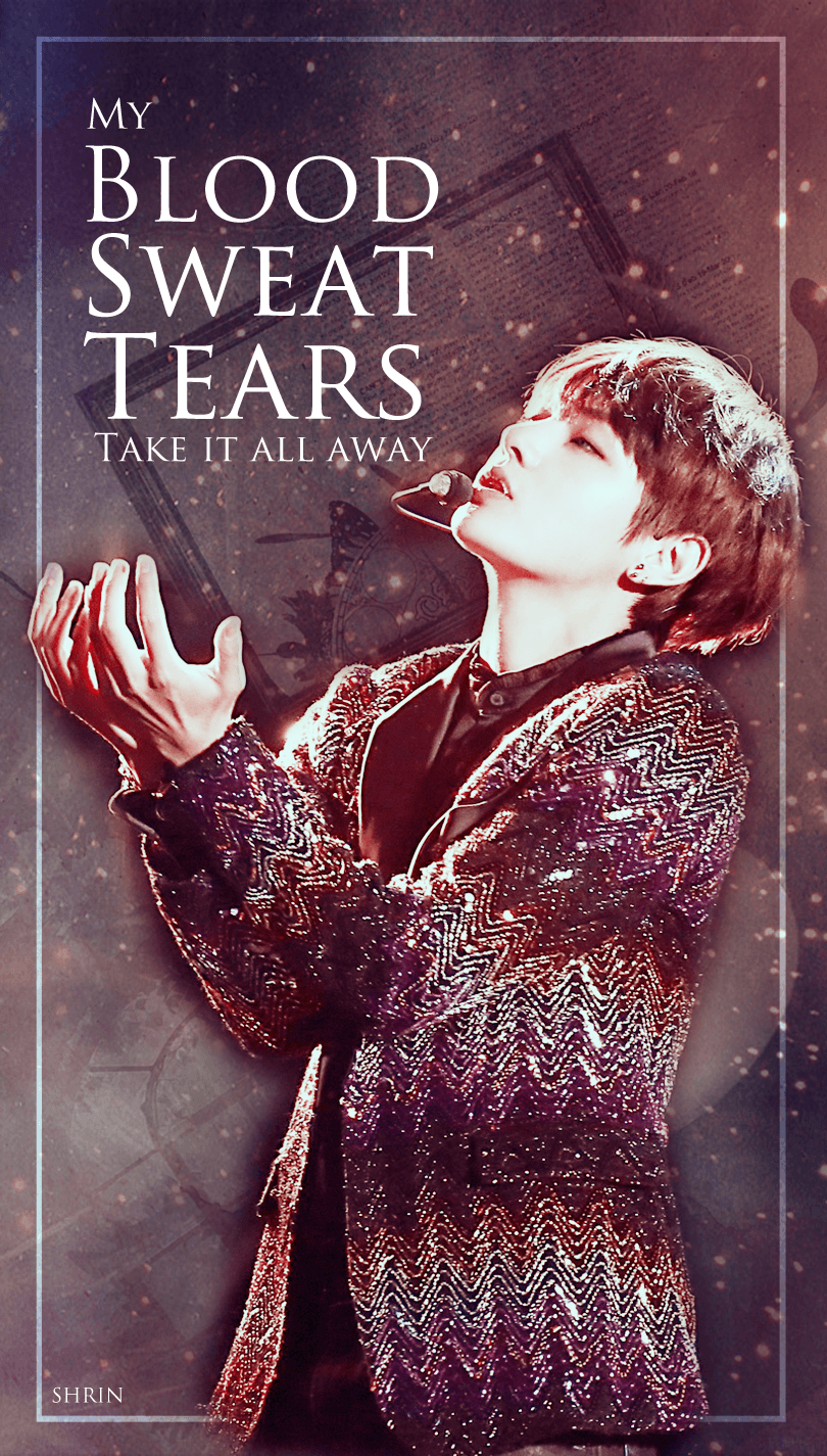 Bts Blood Sweat And Tears Wallpapers Top Free Bts Blood Sweat