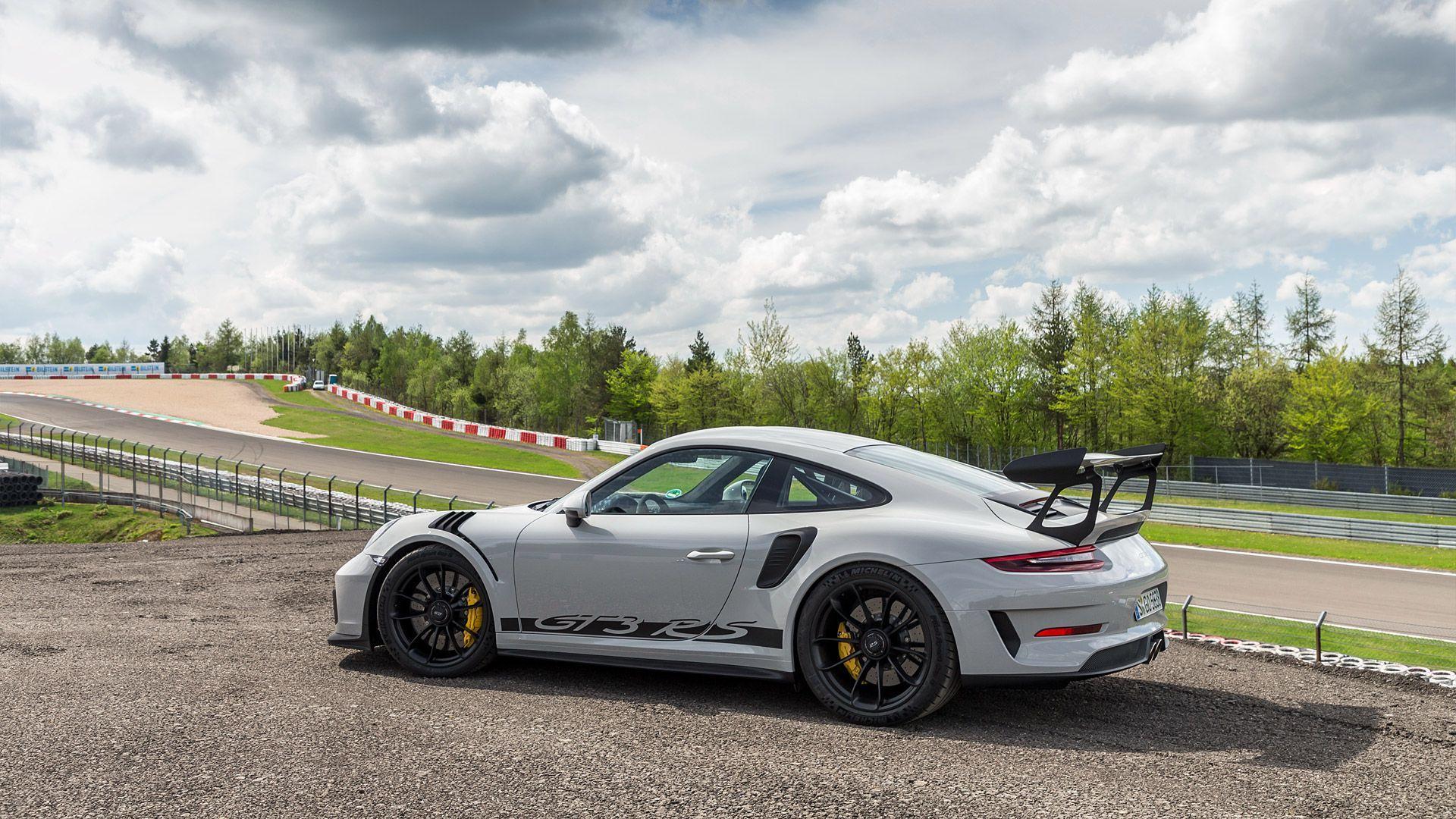 Porsche 911 Gt3 Rs Wallpaper: Porsche 911 GTR Wallpapers