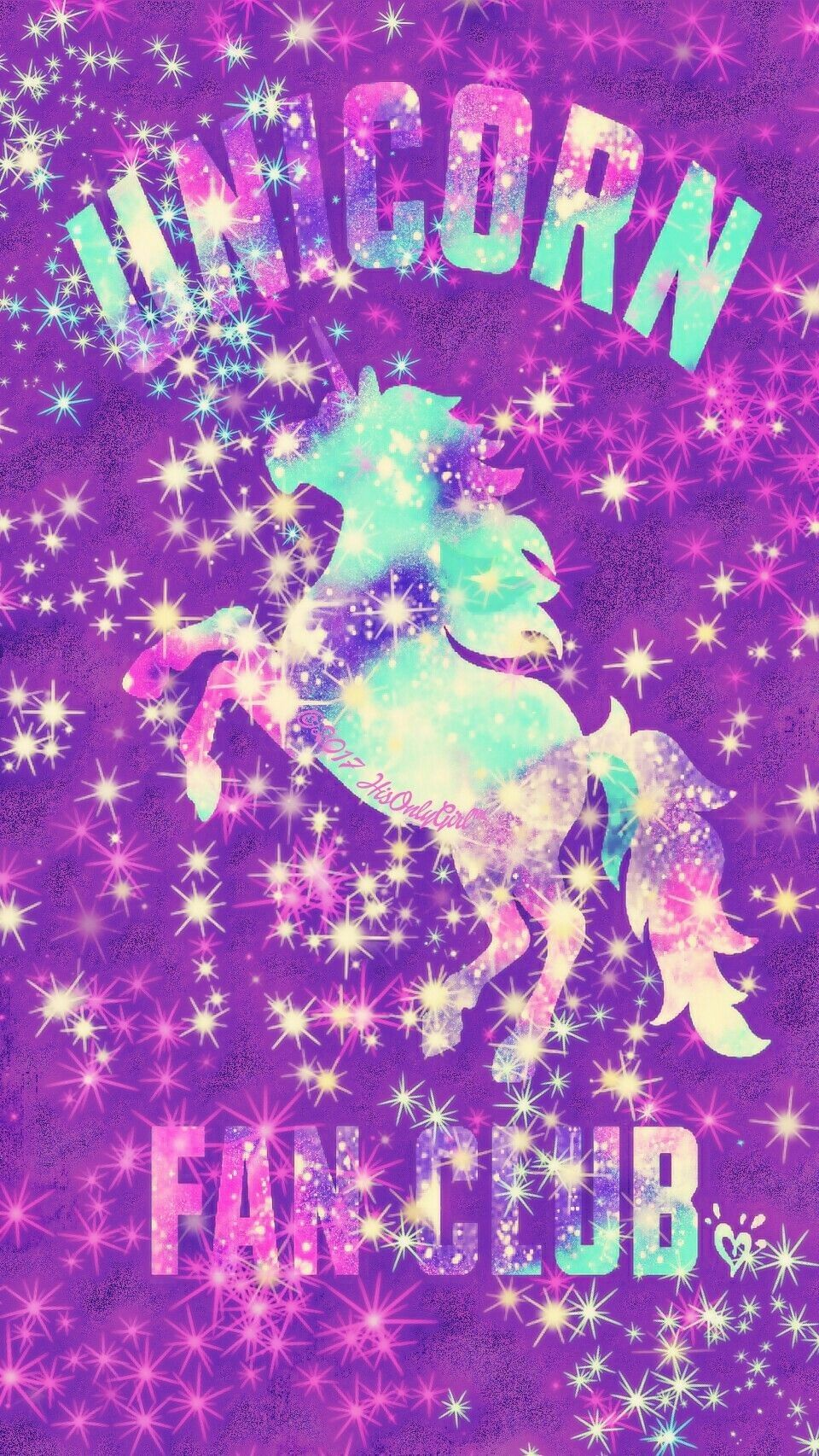 Glitter and Unicorns Wallpapers - Top