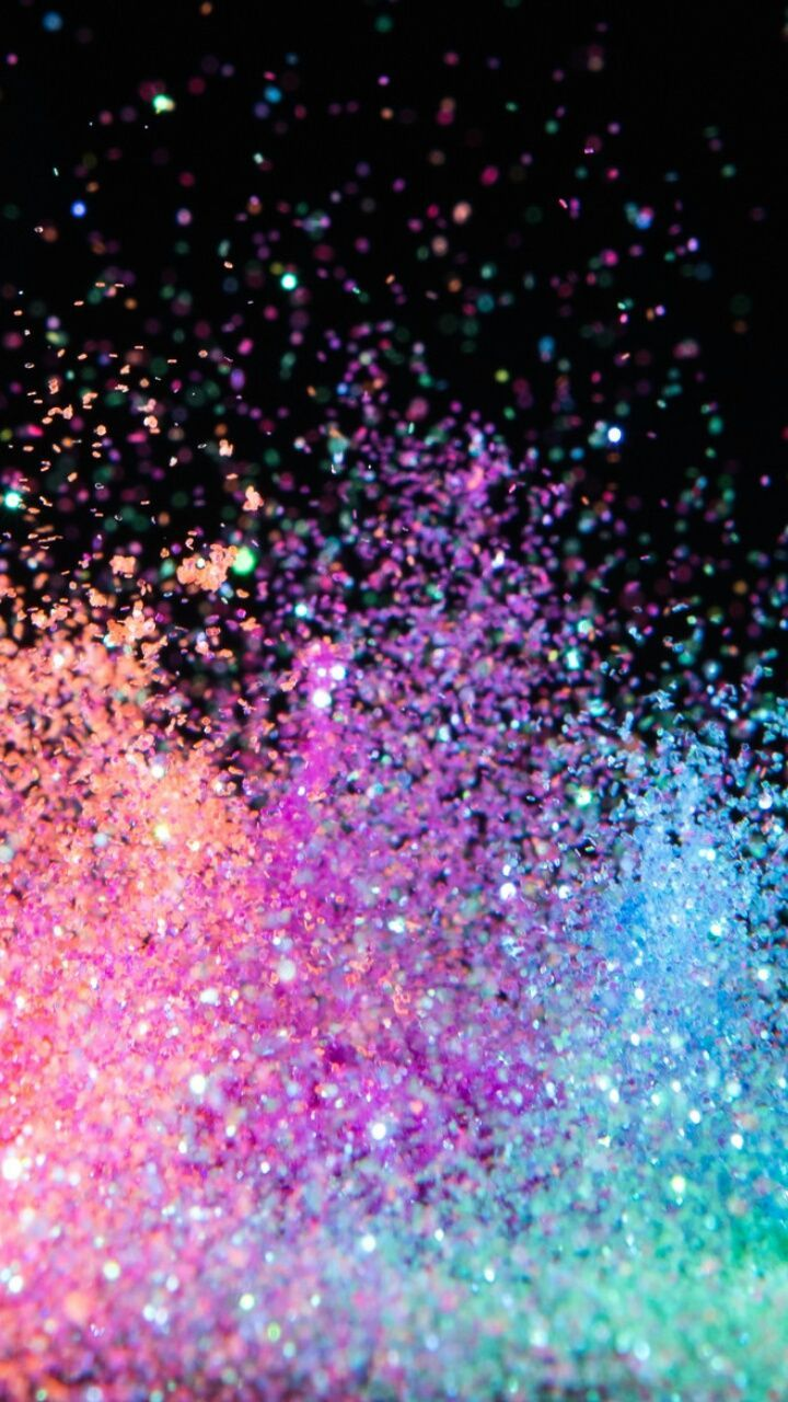 Rainbow Glitter Wallpapers - Top Free