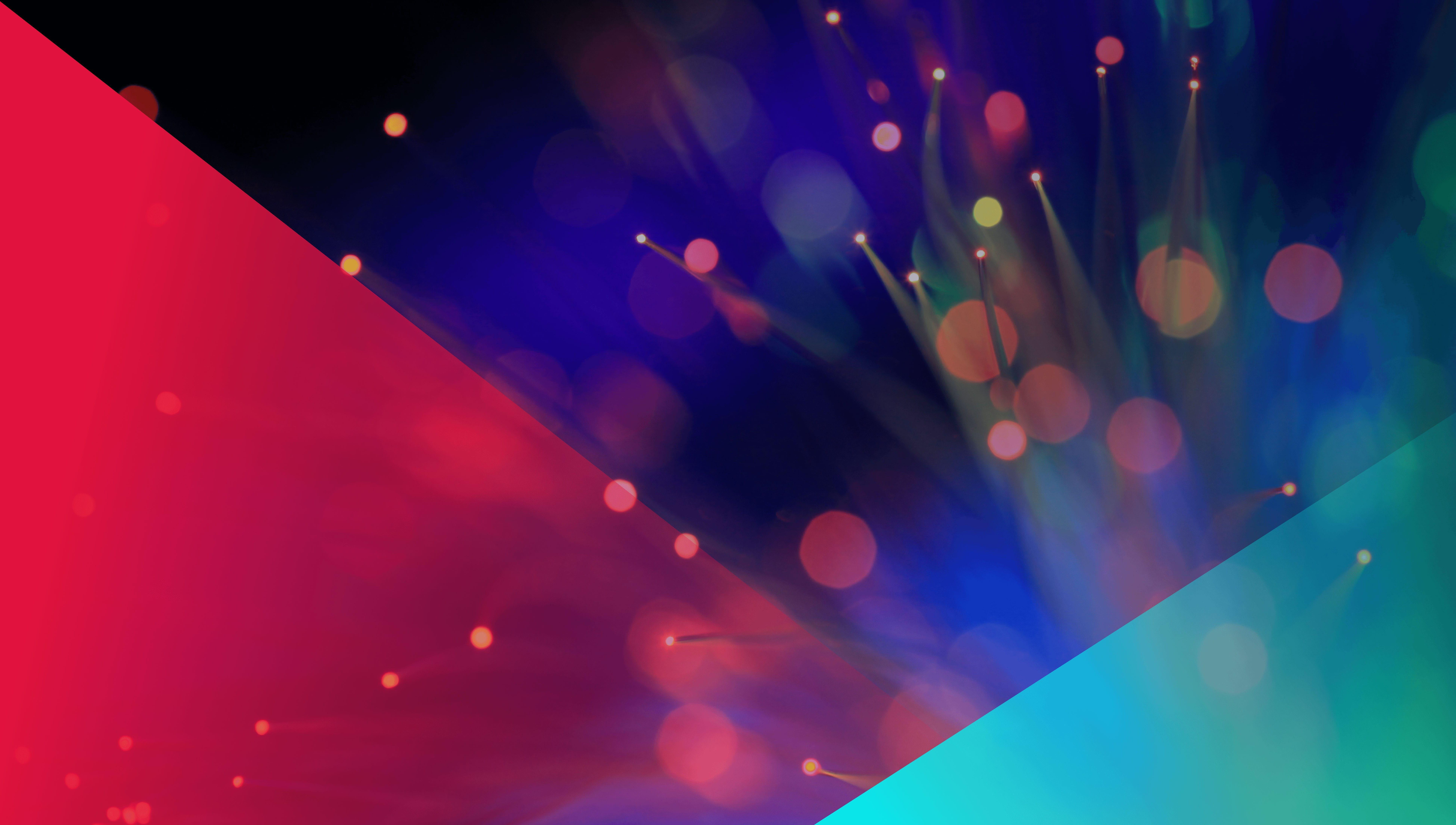 7752 × 4339 أضواء ملونة غير واضحة 8k.  خلفية سطح المكتب المجردة