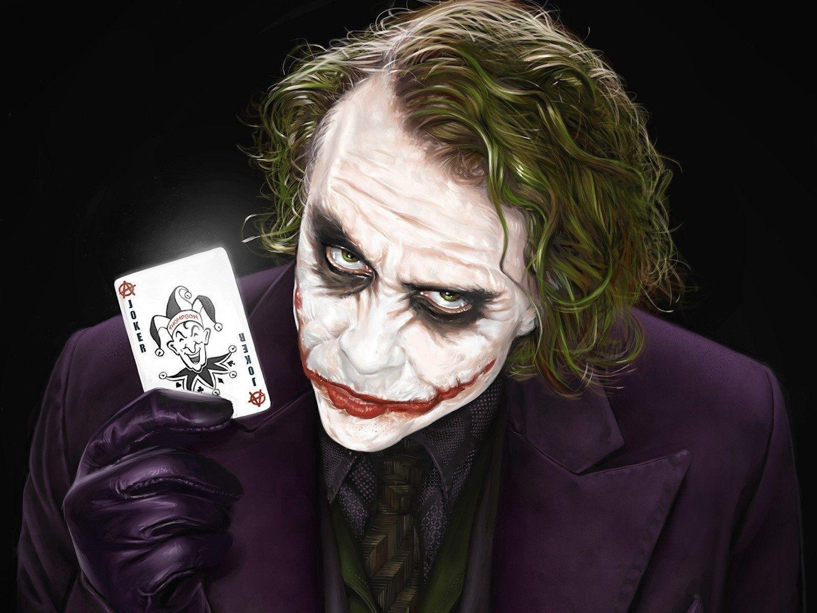 Dark Knight Joker Face Wallpapers Top Free Dark Knight
