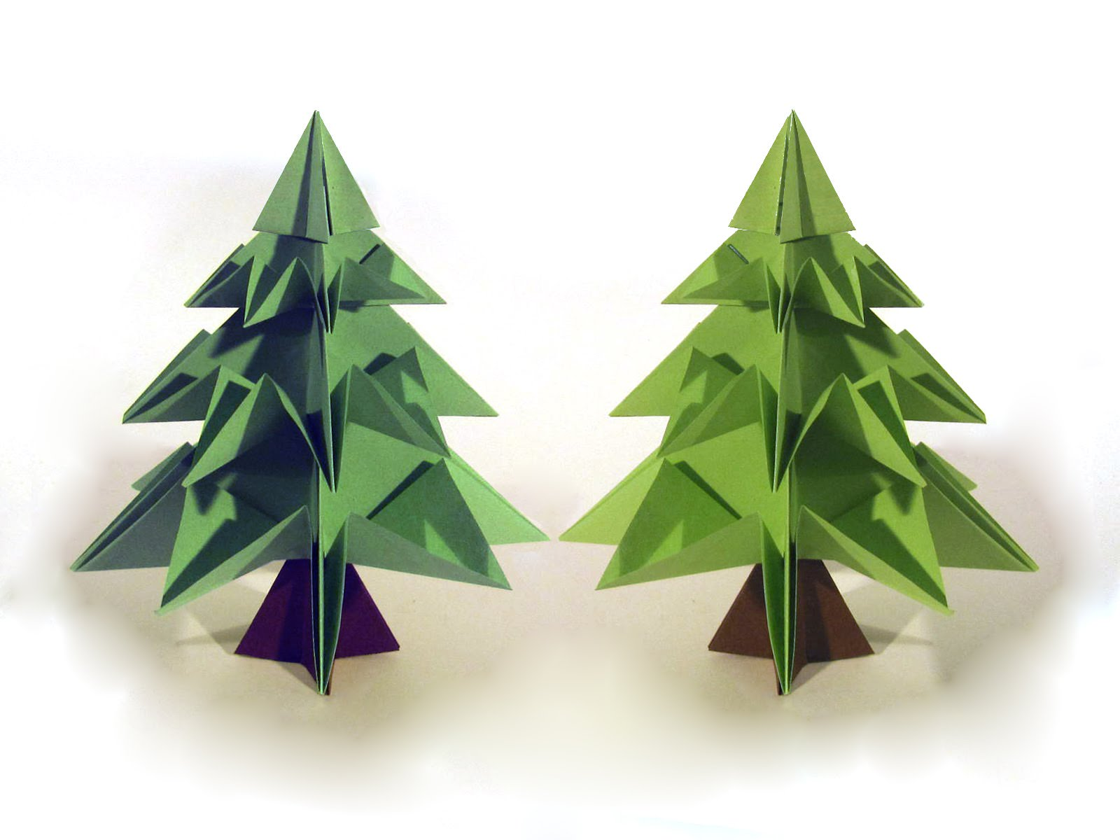 Christmas Origami.Origami Christmas Tree Wallpapers Top Free Origami