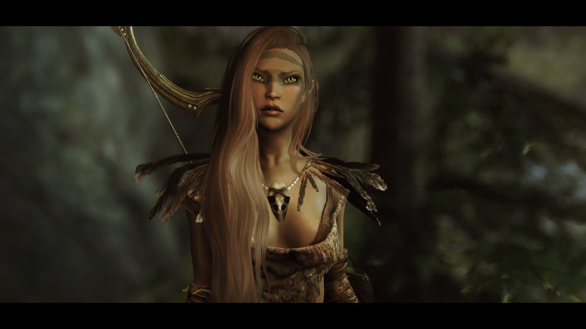 Skyrim Wood Elf Wallpapers - Top Free Skyrim Wood Elf