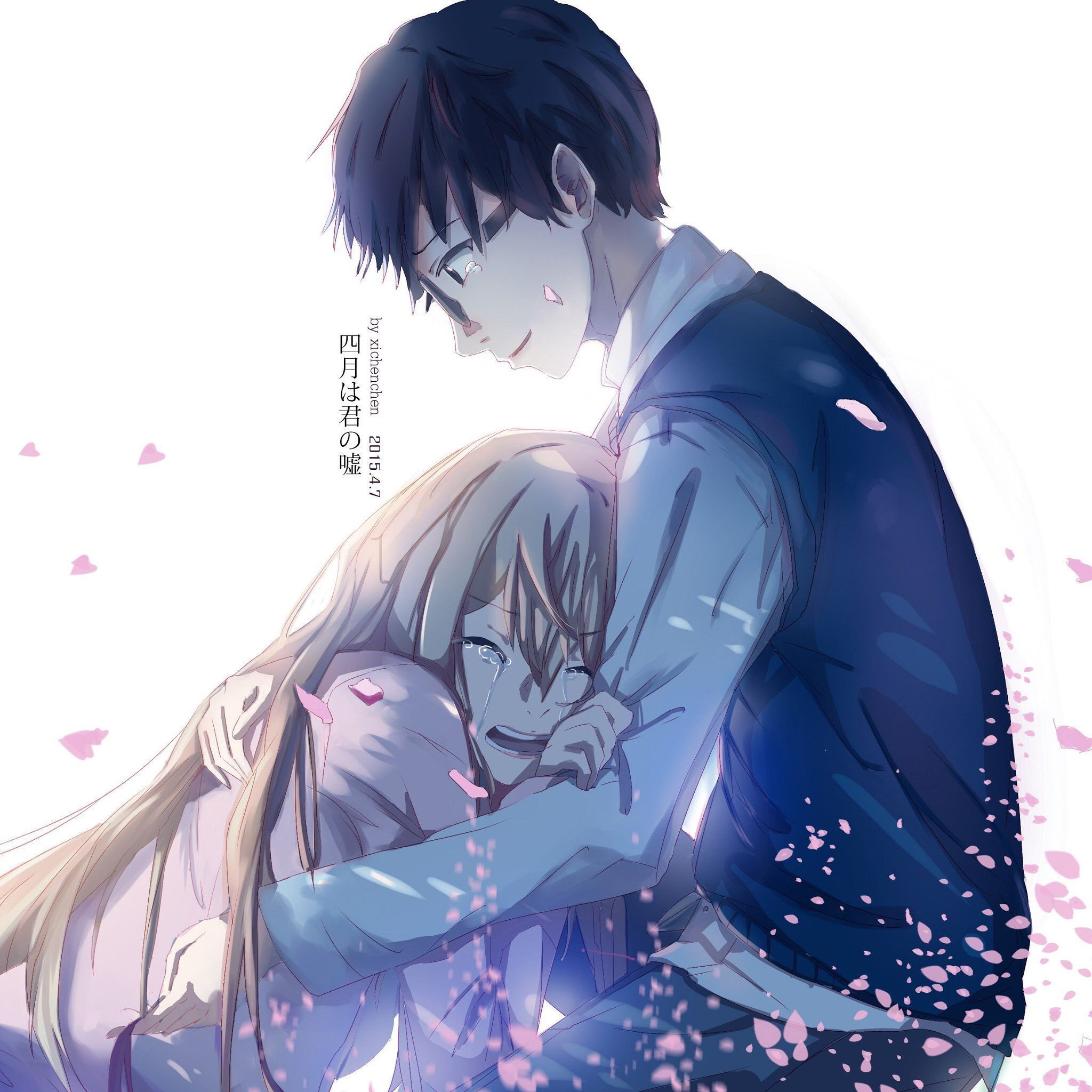 Your Lie In April Anime Wallpapers Top Free Your Lie In April