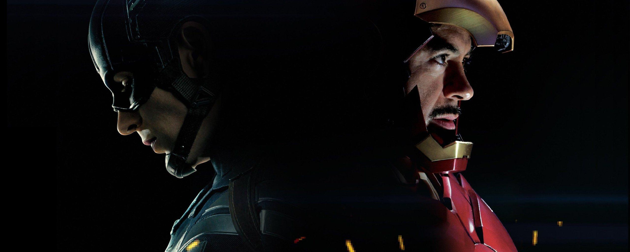 Iron Man Dual Screen Wallpapers Top Free Iron Man Dual Screen