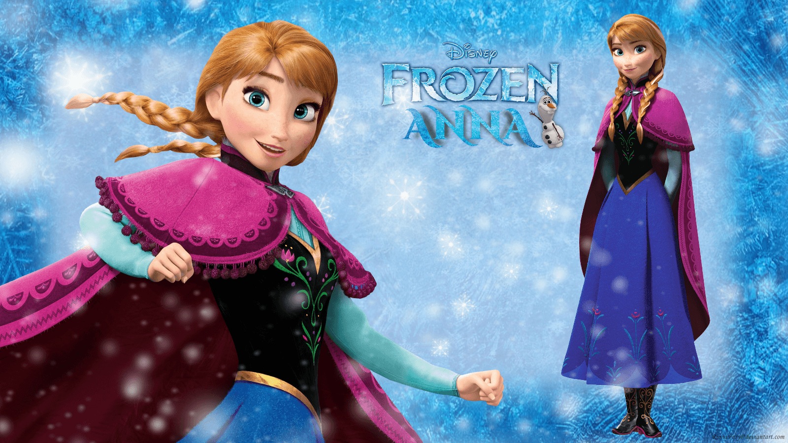 Anna Frozen Wallpapers - Top Free Anna