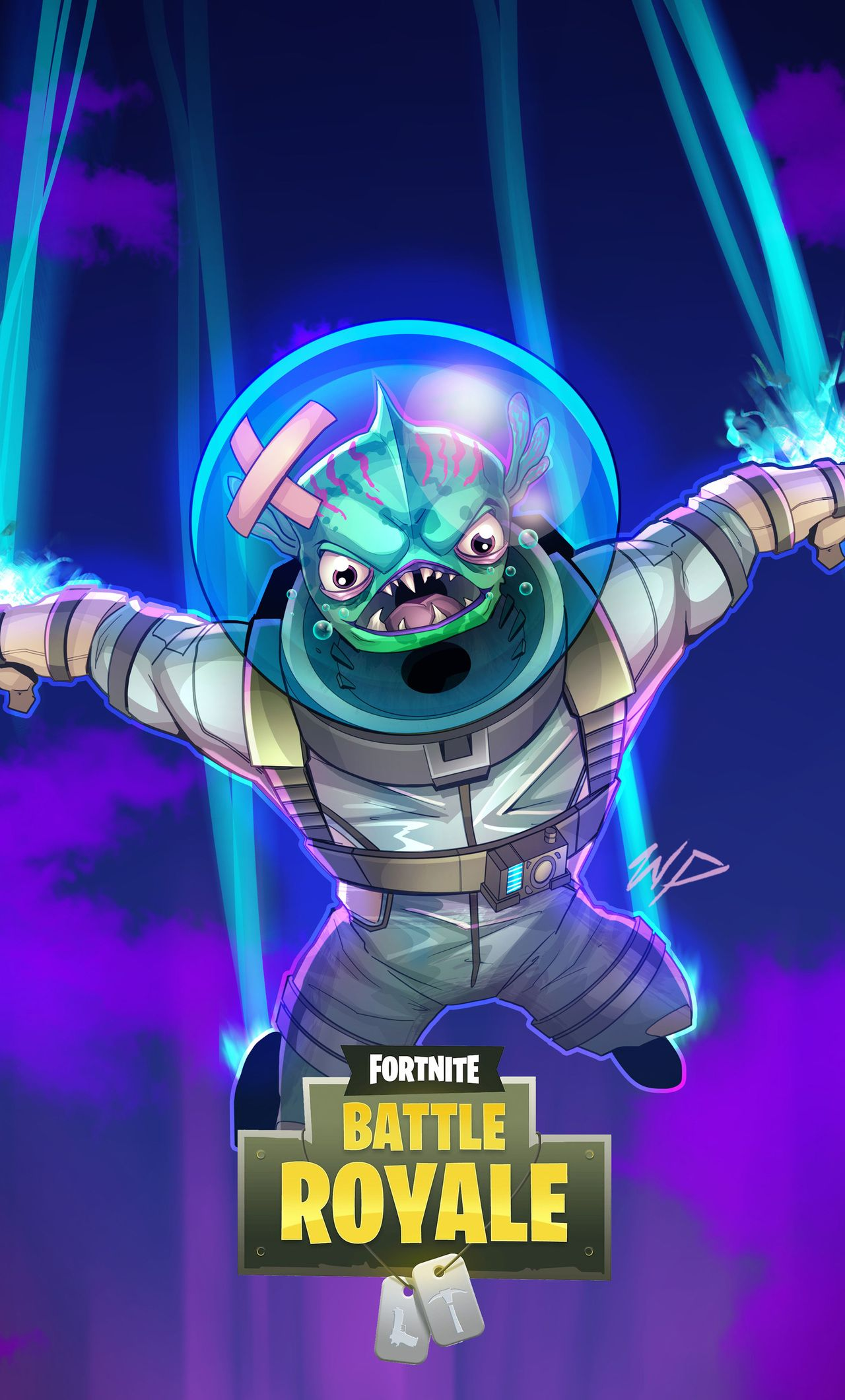 12 Best Free Fortnite 750 Iphone Wallpapers Wallpaperaccess