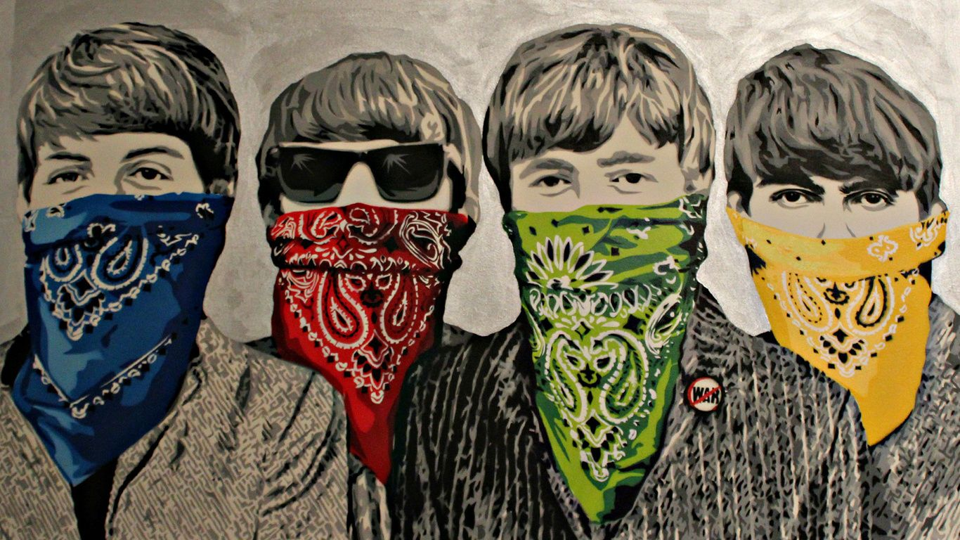 41 Best Free Street Art Wallpapers