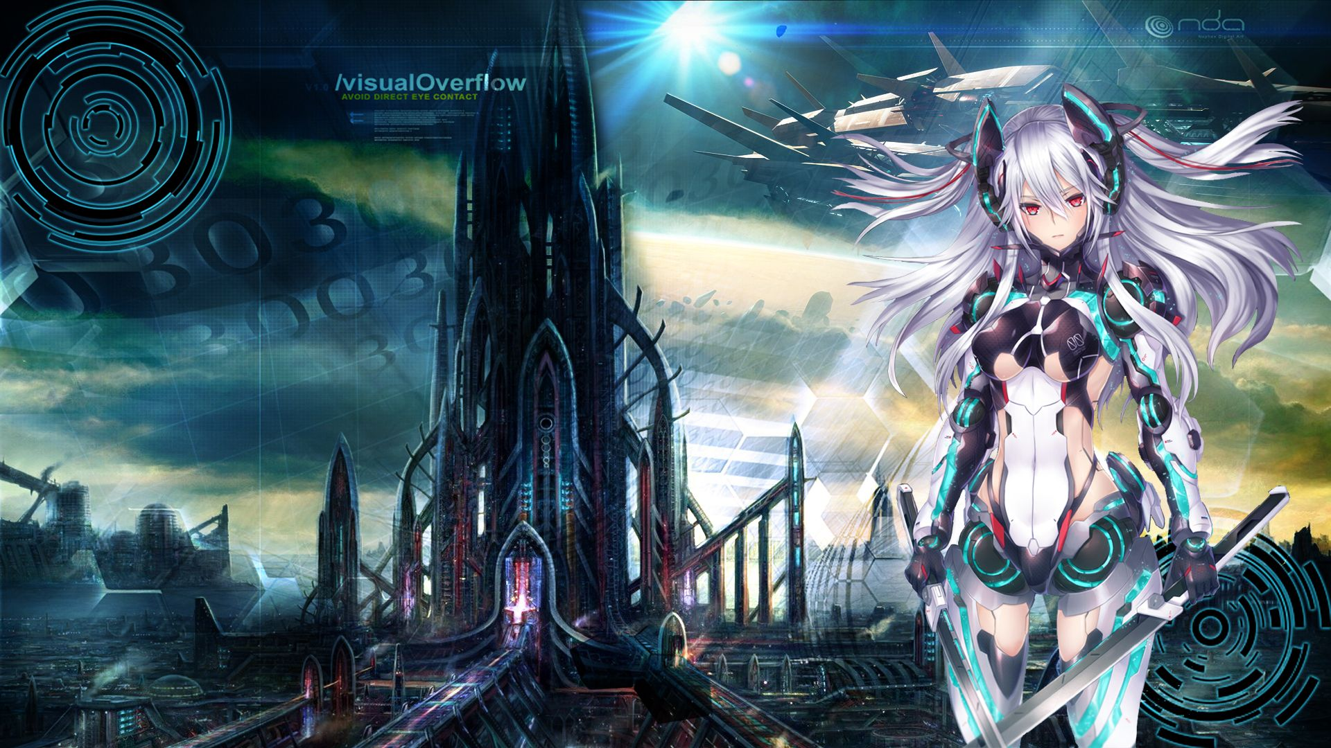 Anime Tech Wallpapers Top Free Anime Tech Backgrounds