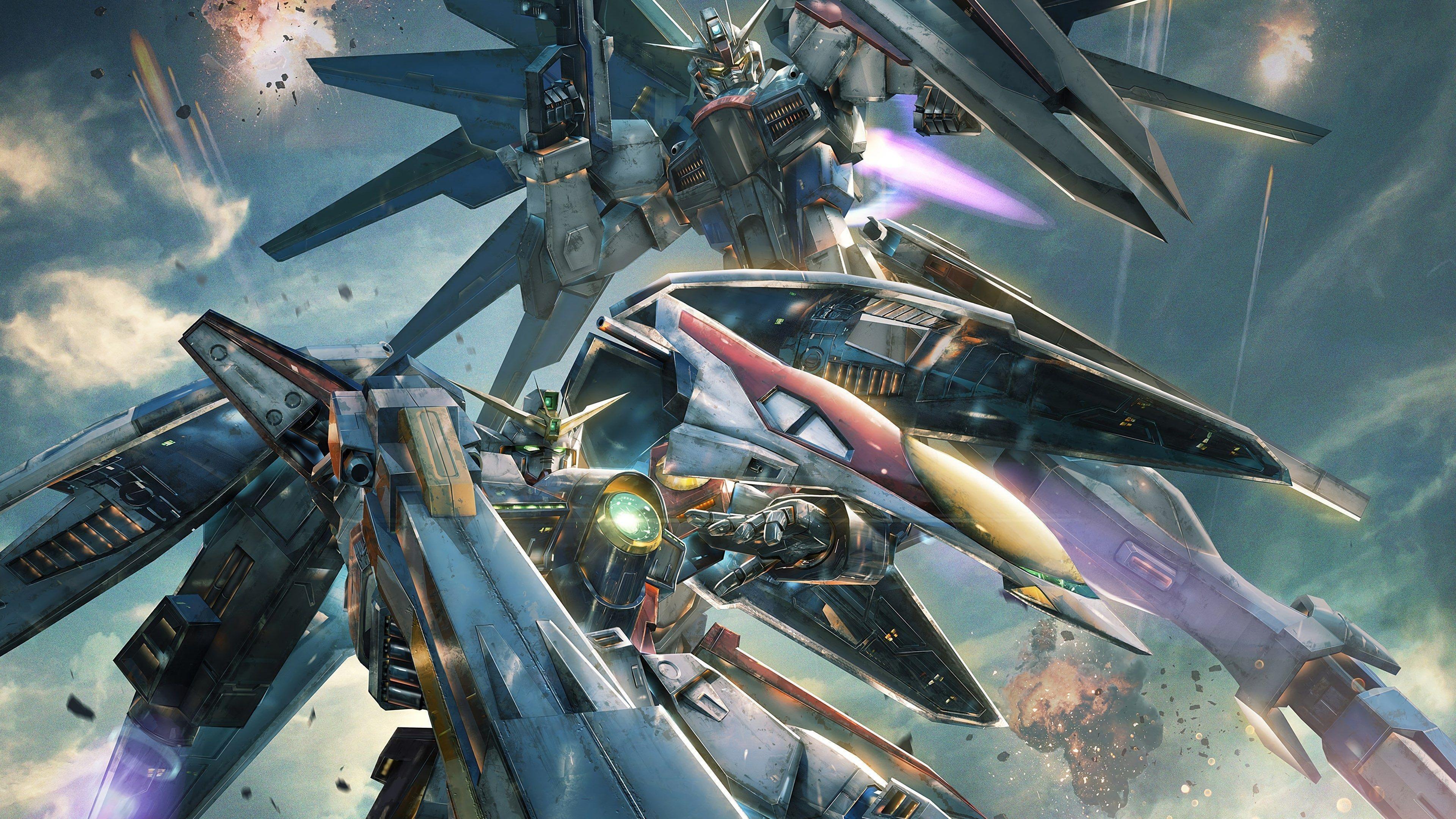 Gundam 4k Wallpapers Top Free Gundam 4k Backgrounds Wallpaperaccess