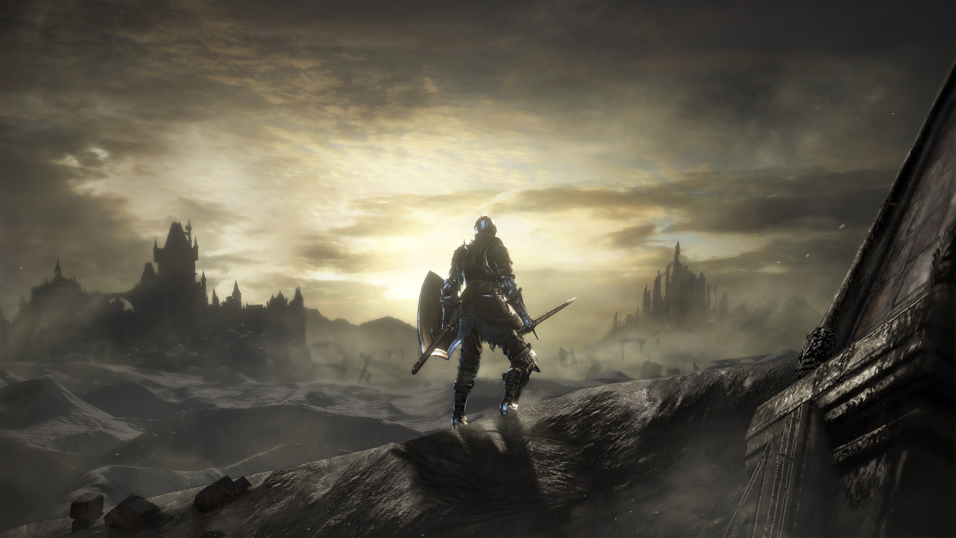 Dark Souls 3 Desktop Background: 42 Best Free 4K Dark Souls Wallpapers