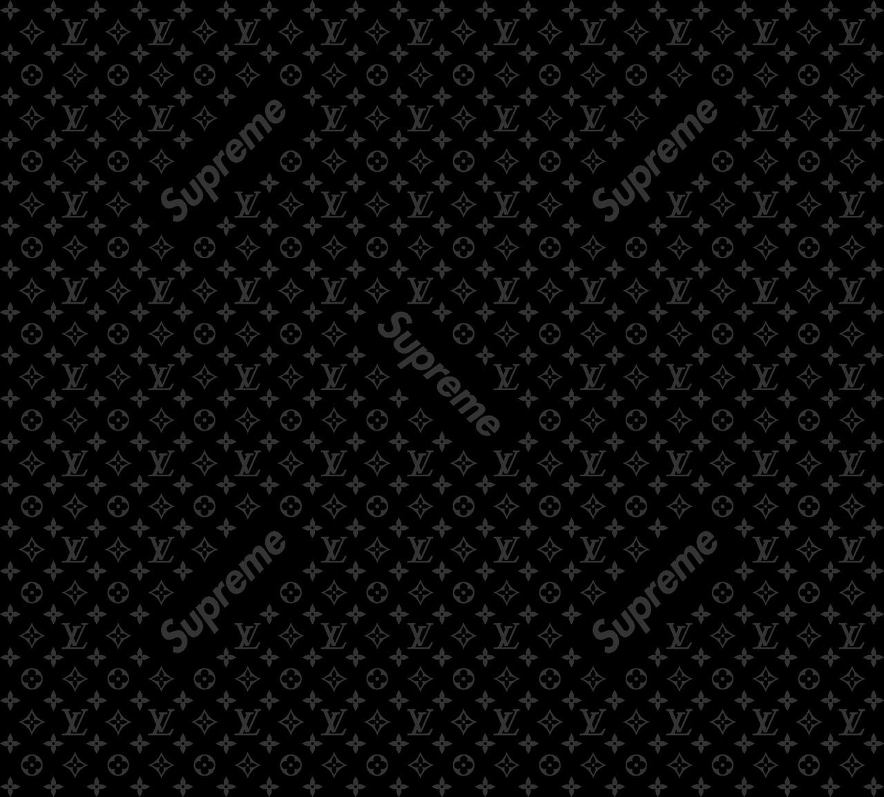 Black Supreme Wallpapers Top Free Black Supreme