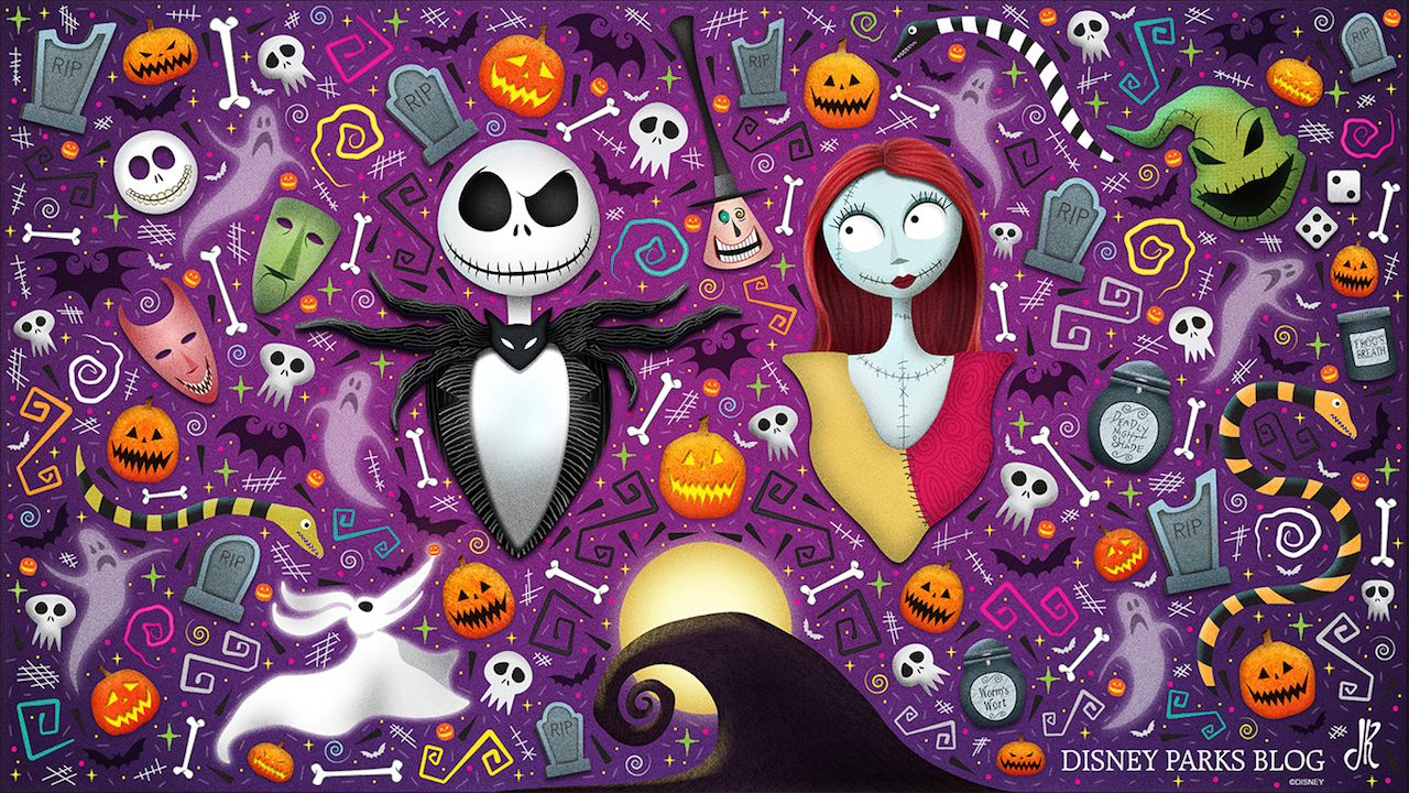 Disney Halloween Wallpapers Top Free Disney Halloween