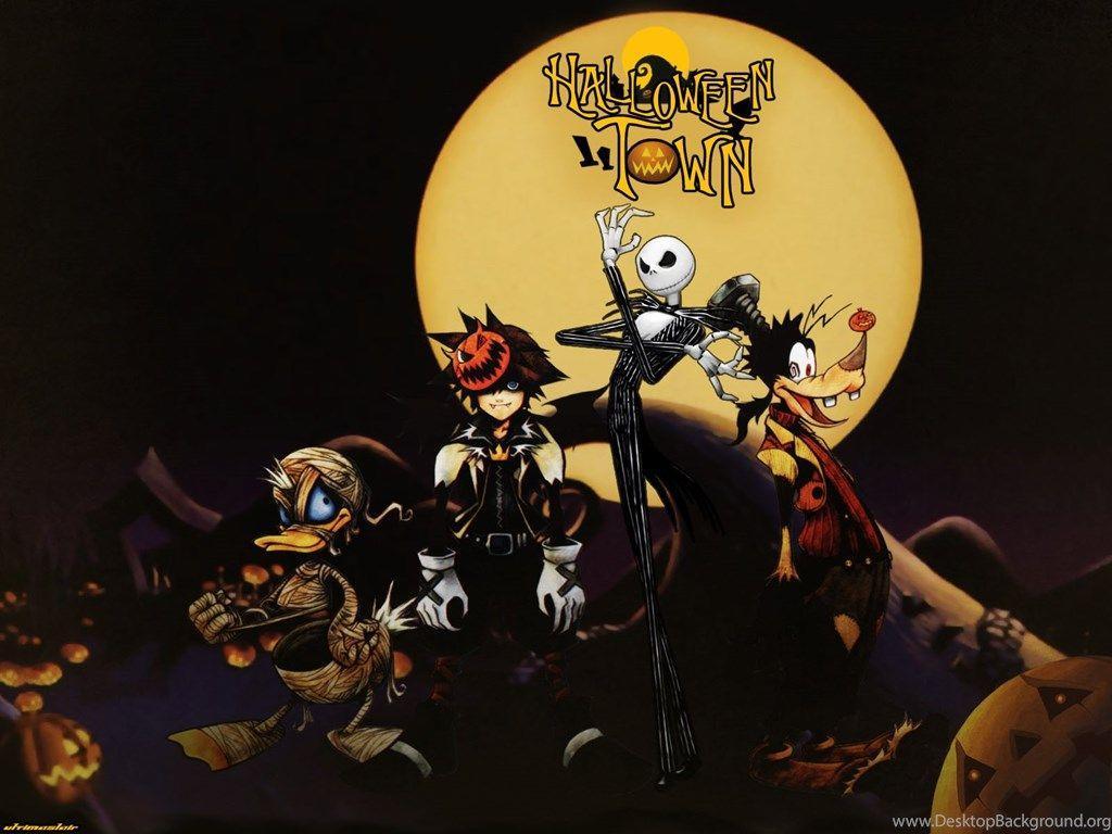 Disney Halloween Wallpapers Top Free Disney Halloween Backgrounds Wallpaperaccess
