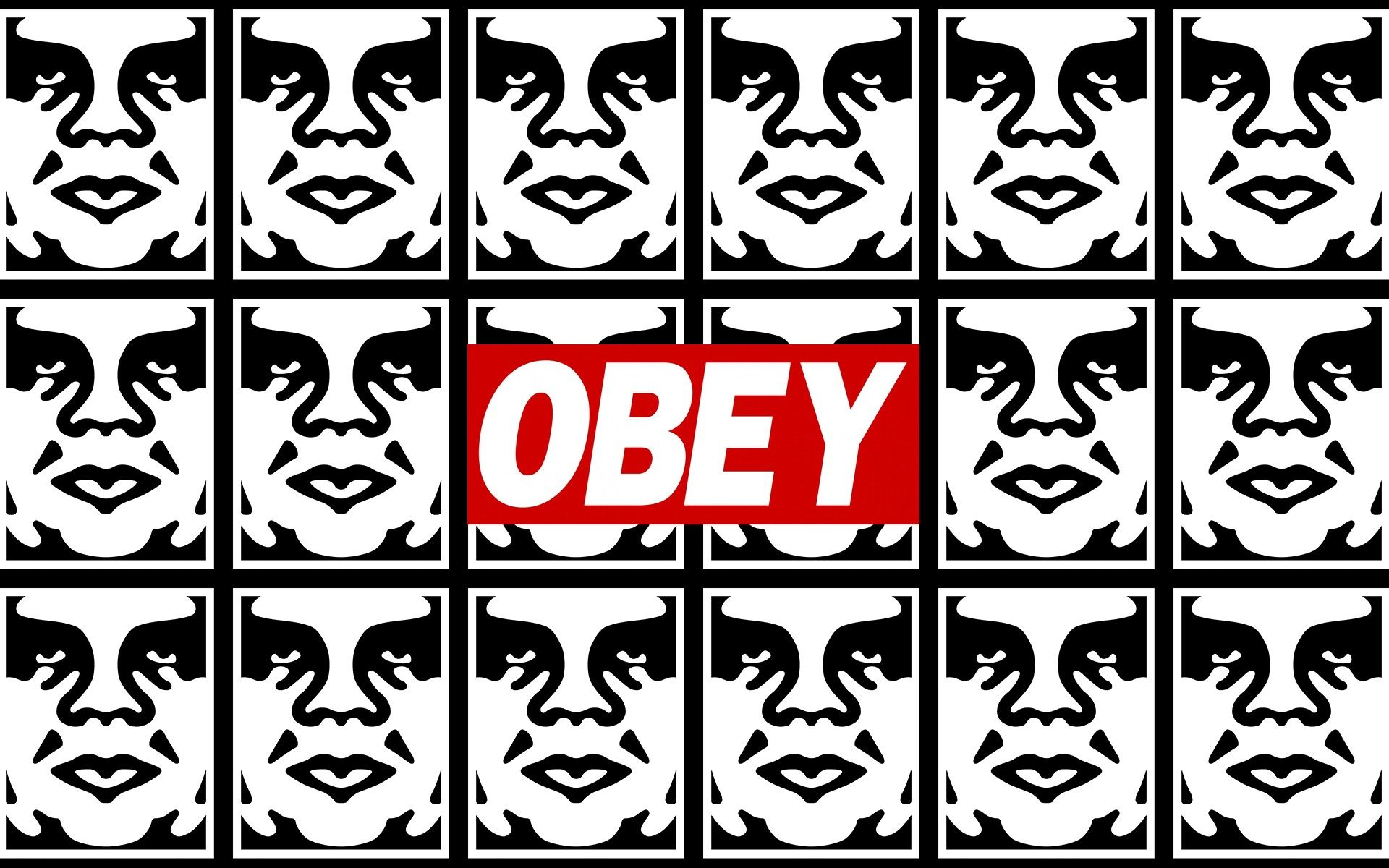 Obey Supreme IPhone Wallpapers