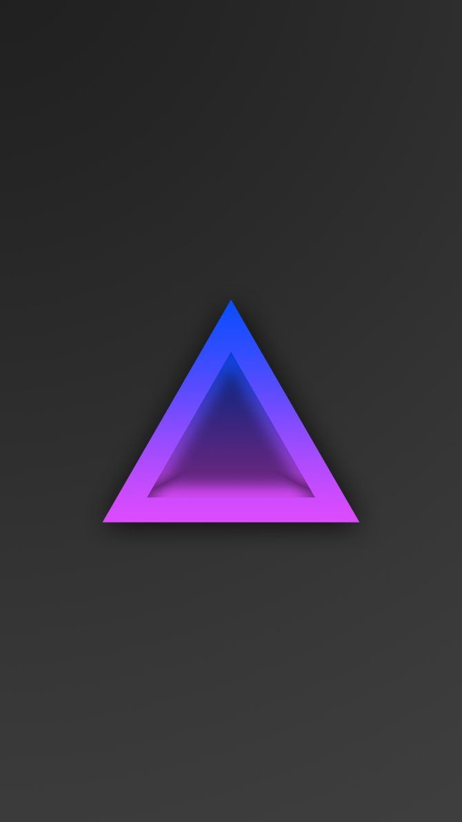 2560x1440px 2560x1440 Wallpaper For Youtube: Triangle Minimal Wallpapers