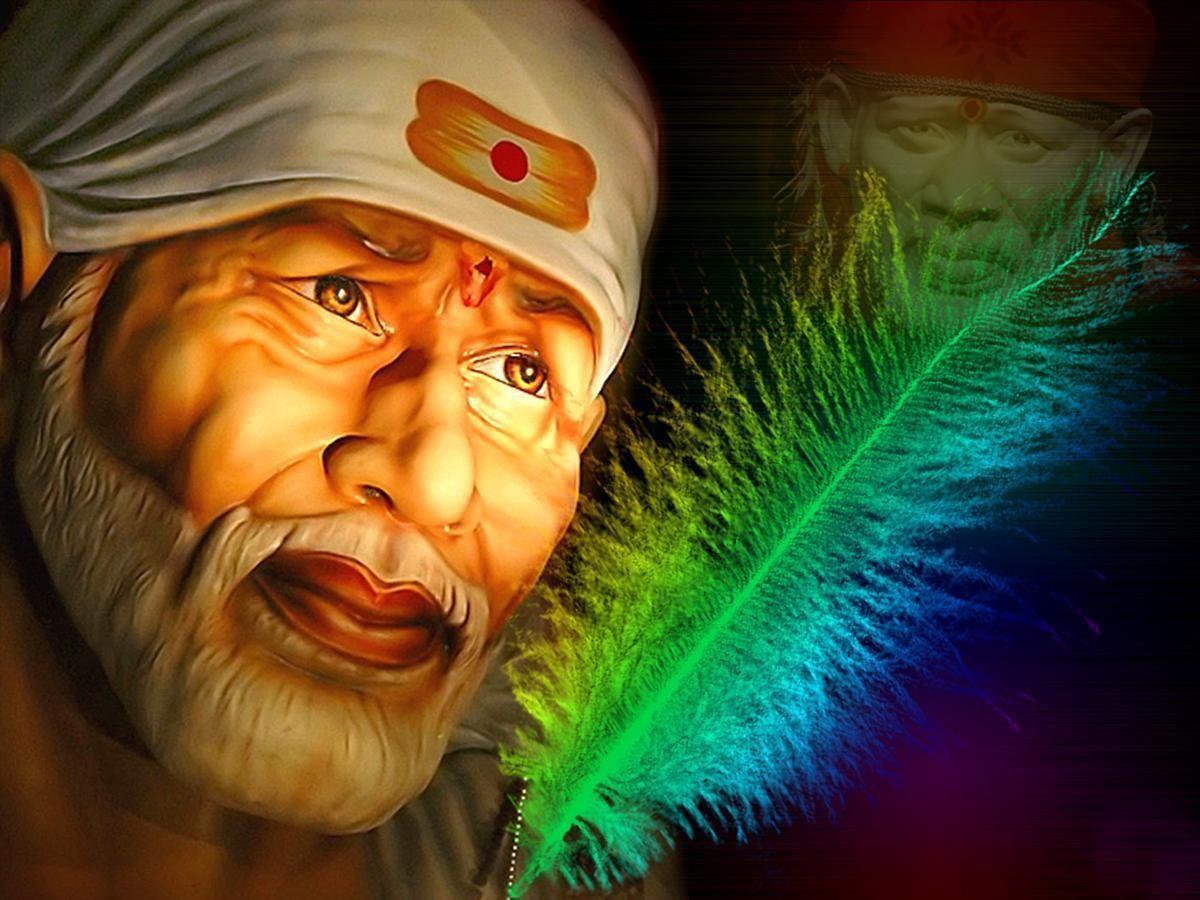 Sai Baba Hd Wallpapers Top Free Sai Baba Hd Backgrounds Wallpaperaccess