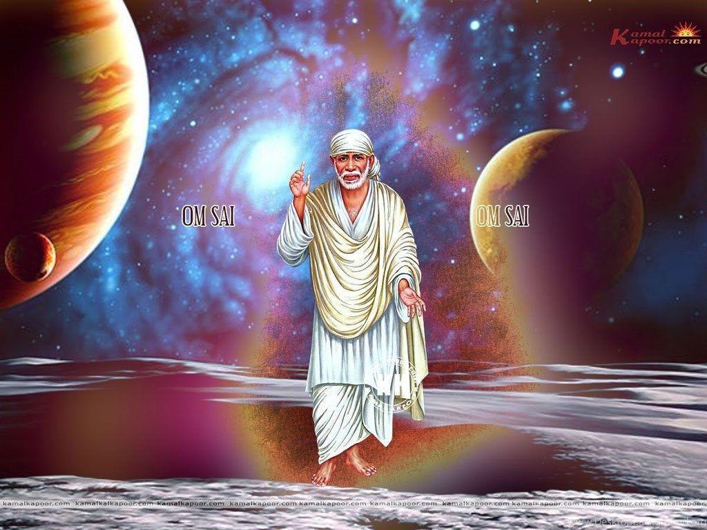 Sai Baba Wallpapers Top Free Sai Baba Backgrounds Wallpaperaccess