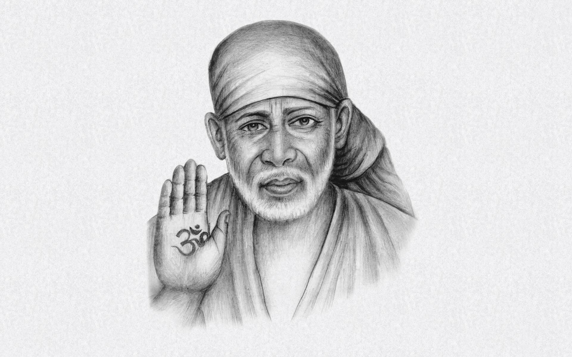 Sai Baba Wallpapers - Top Free Sai Baba Backgrounds