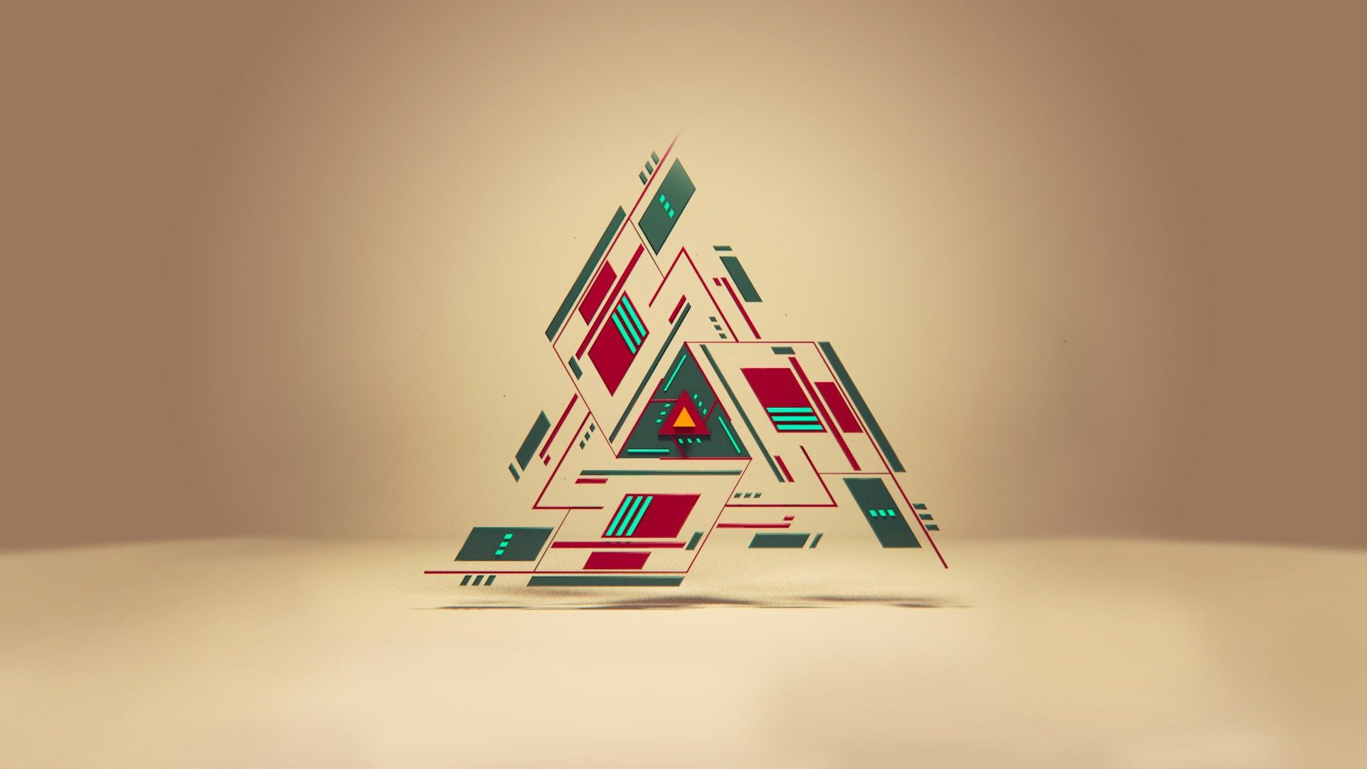 4k 3d Geometric Wallpapers Top Free 4k 3d Geometric