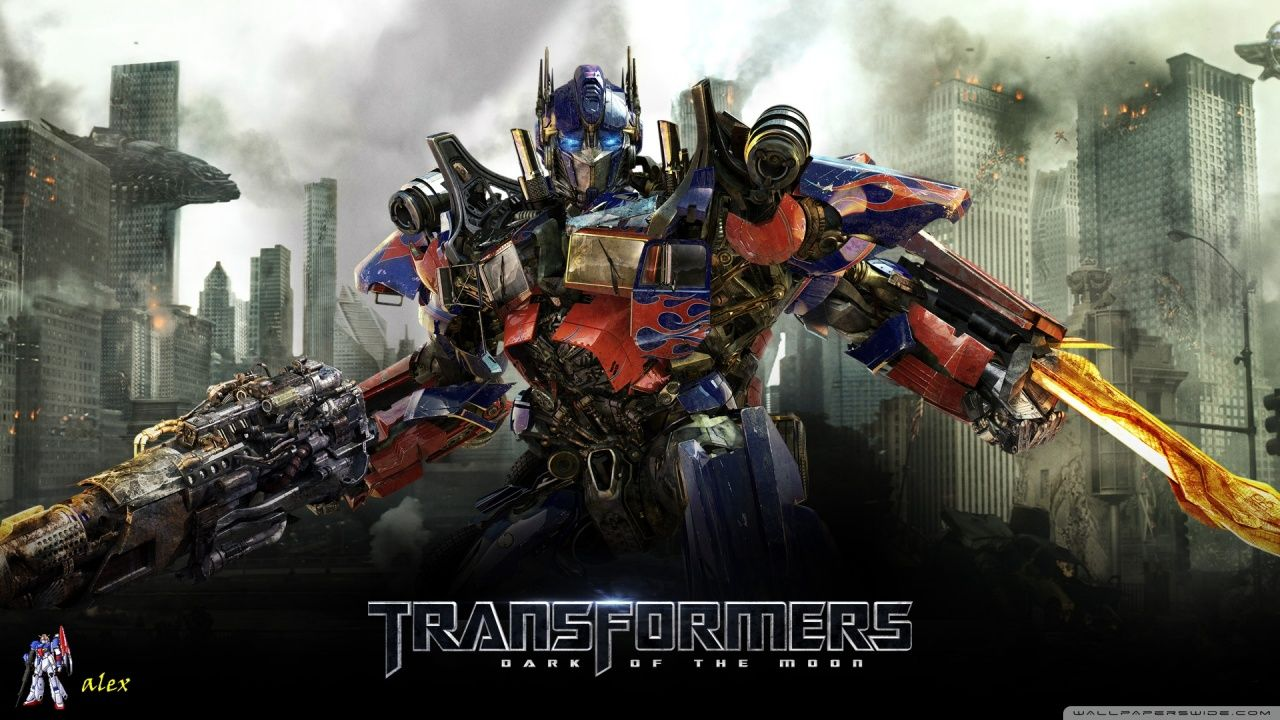 33 Best Free Transformers 2 Wallpapers