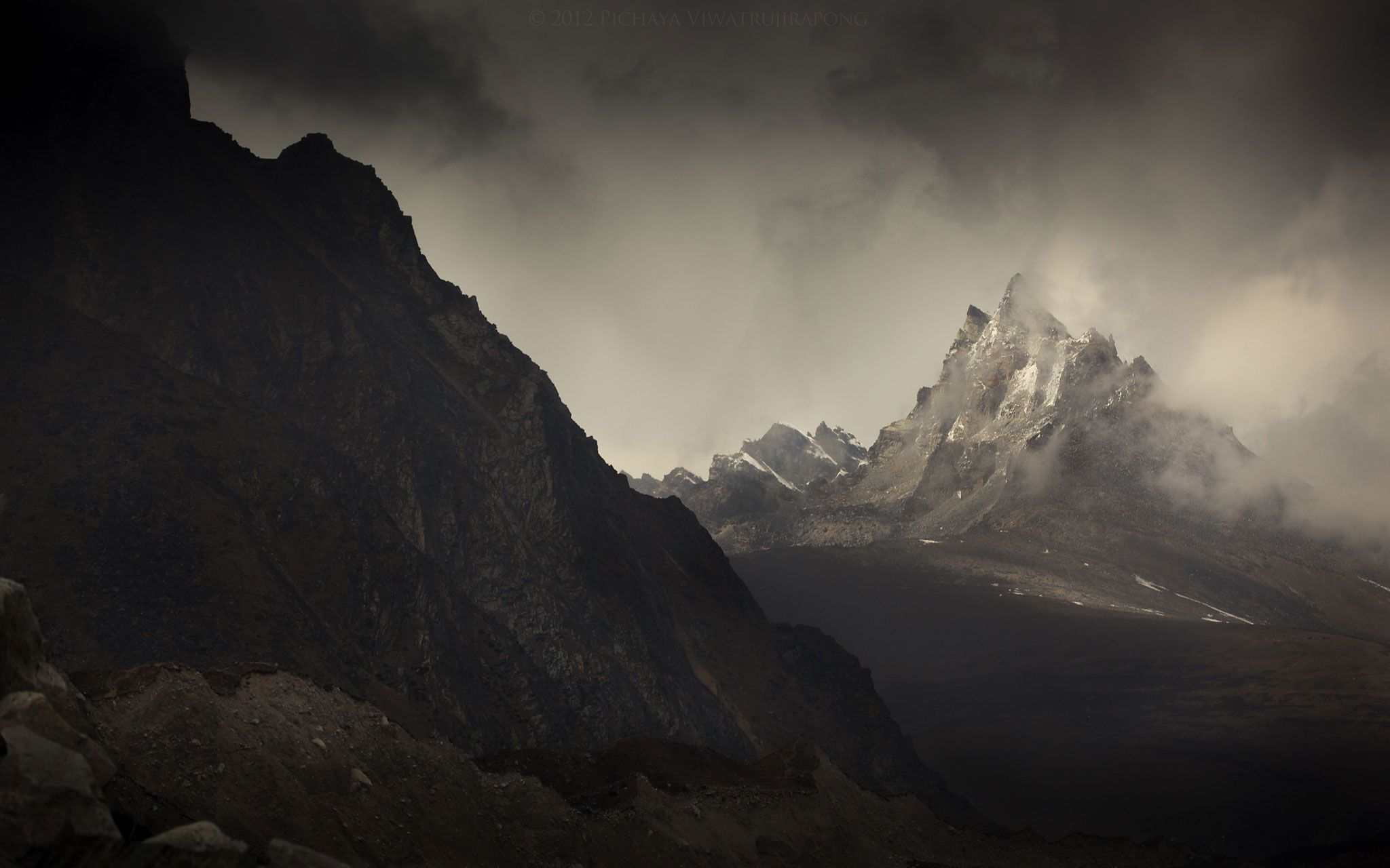 Misty Mountains Wallpapers Top Free Misty Mountains Backgrounds