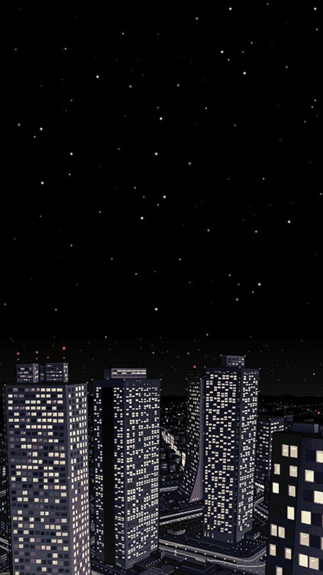 City Pixel Art Wallpapers Top Free City Pixel Art Backgrounds