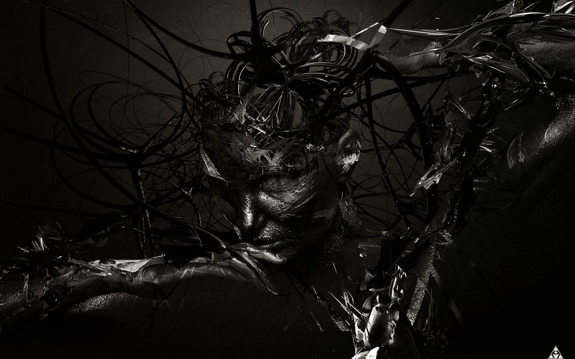 Aesthetic Dark Desktop Wallpapers - Top Free Aesthetic ...