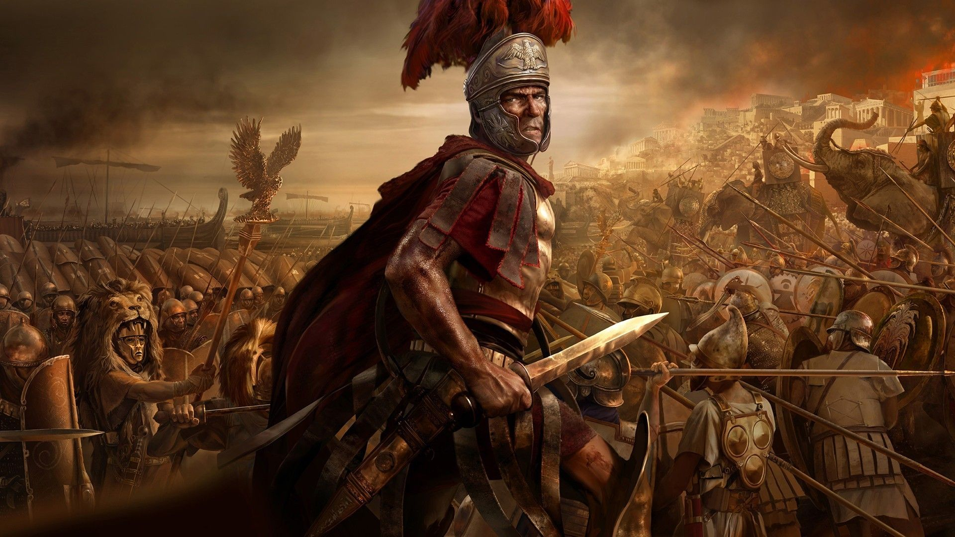 Roman Soldier Wallpapers - Top Free Roman Soldier Backgrounds ...