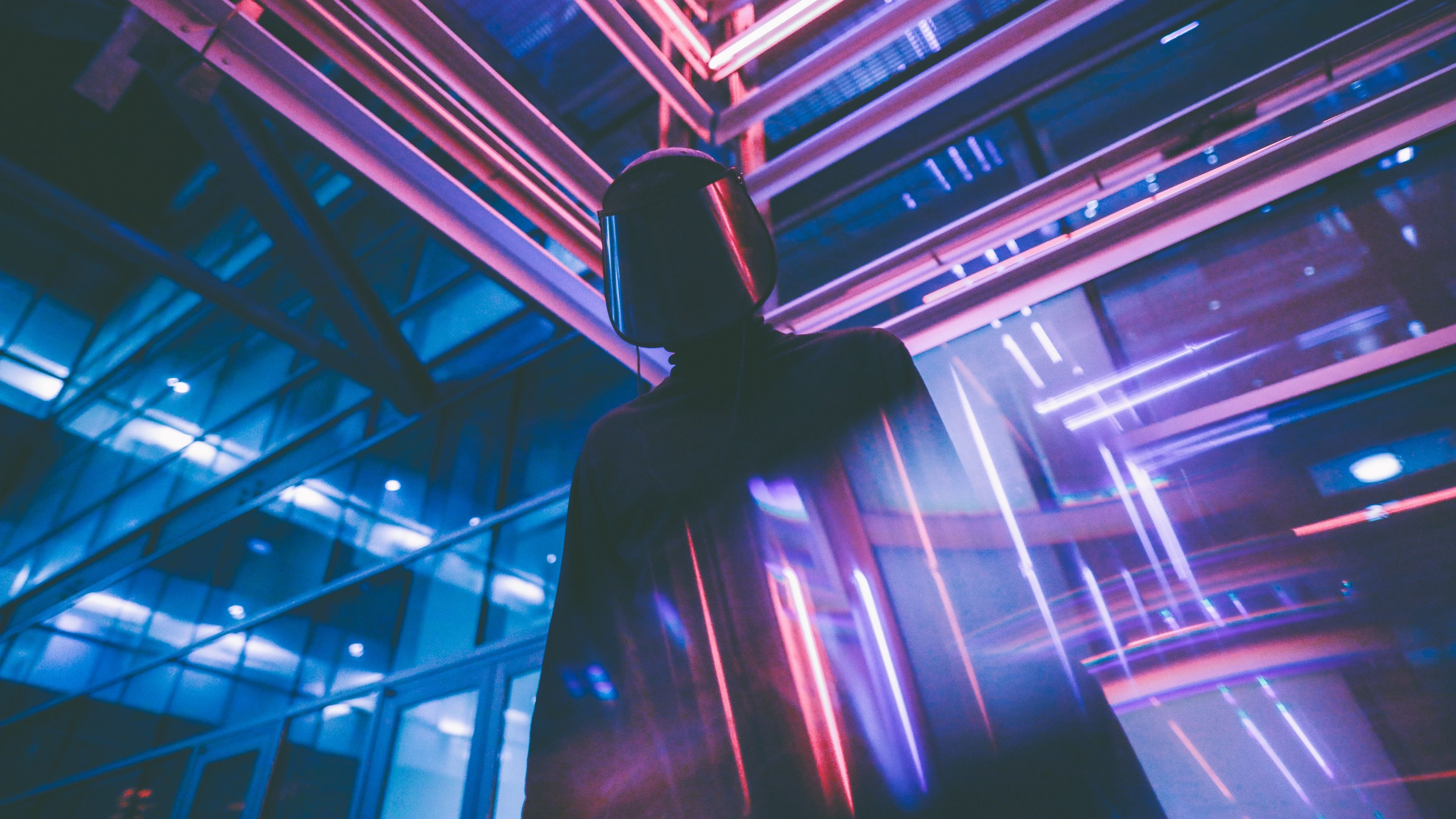 4k Neon Wallpapers Top Free 4k Neon Backgrounds